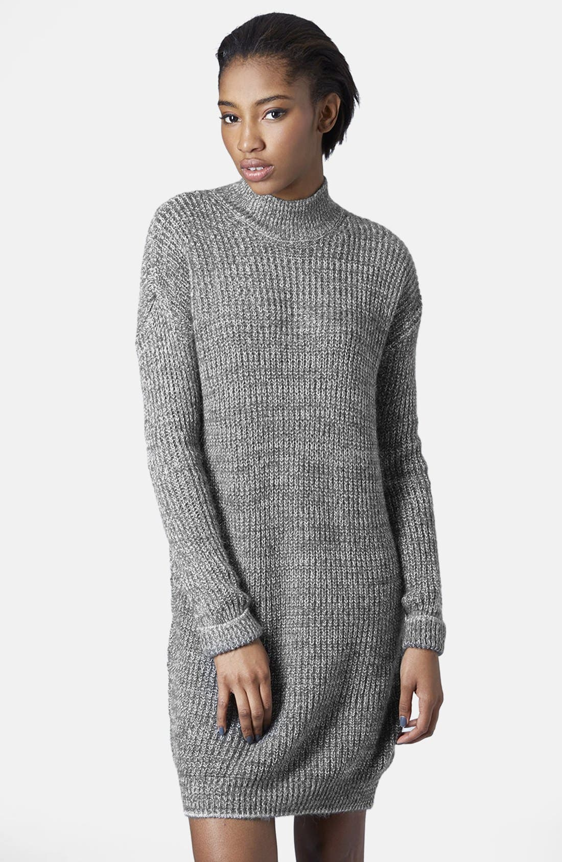 Sweater Dress,                             Main thumbnail 1, color,                             020