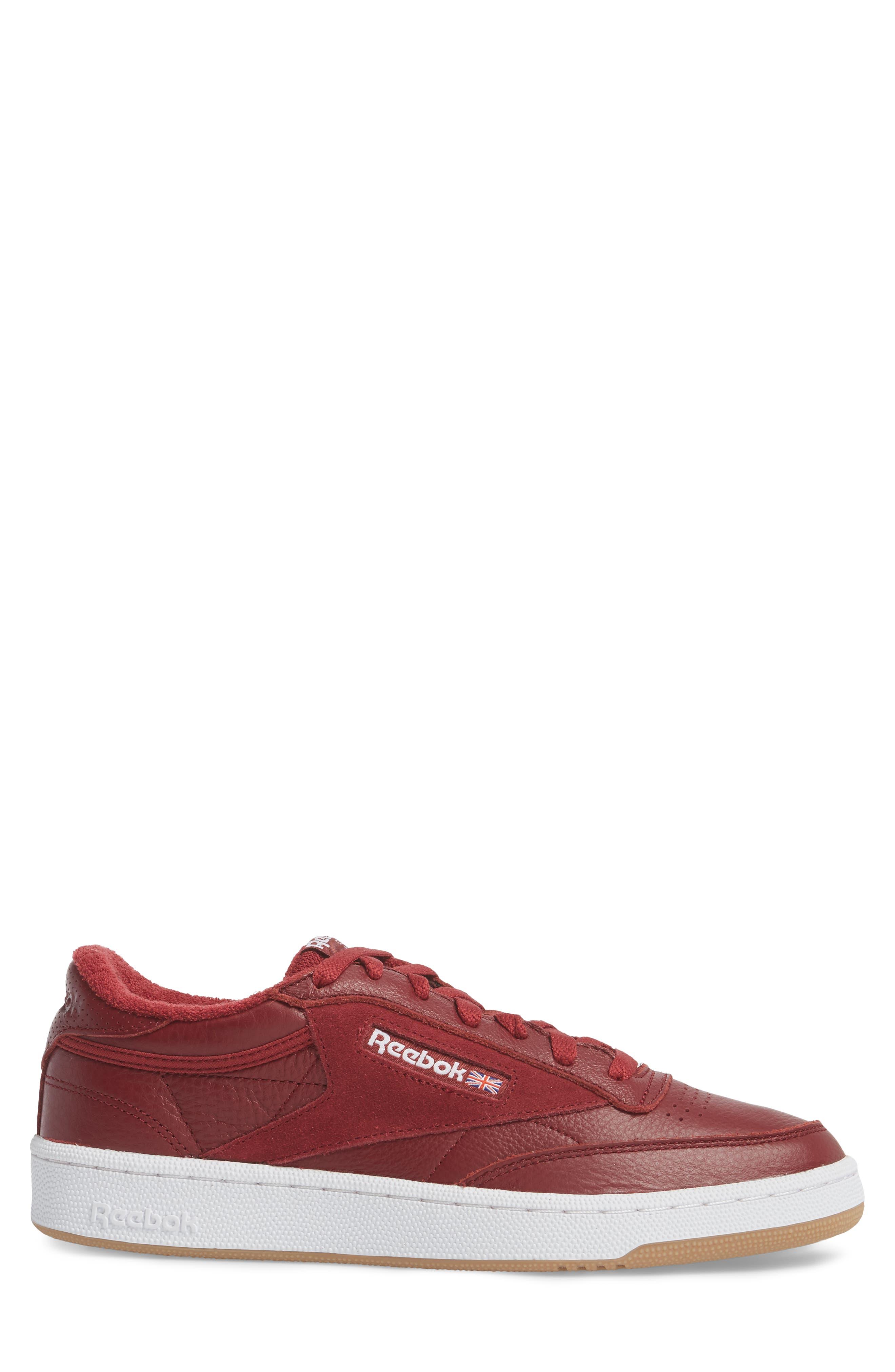 Club C 85 ESTL Sneaker,                             Alternate thumbnail 6, color,