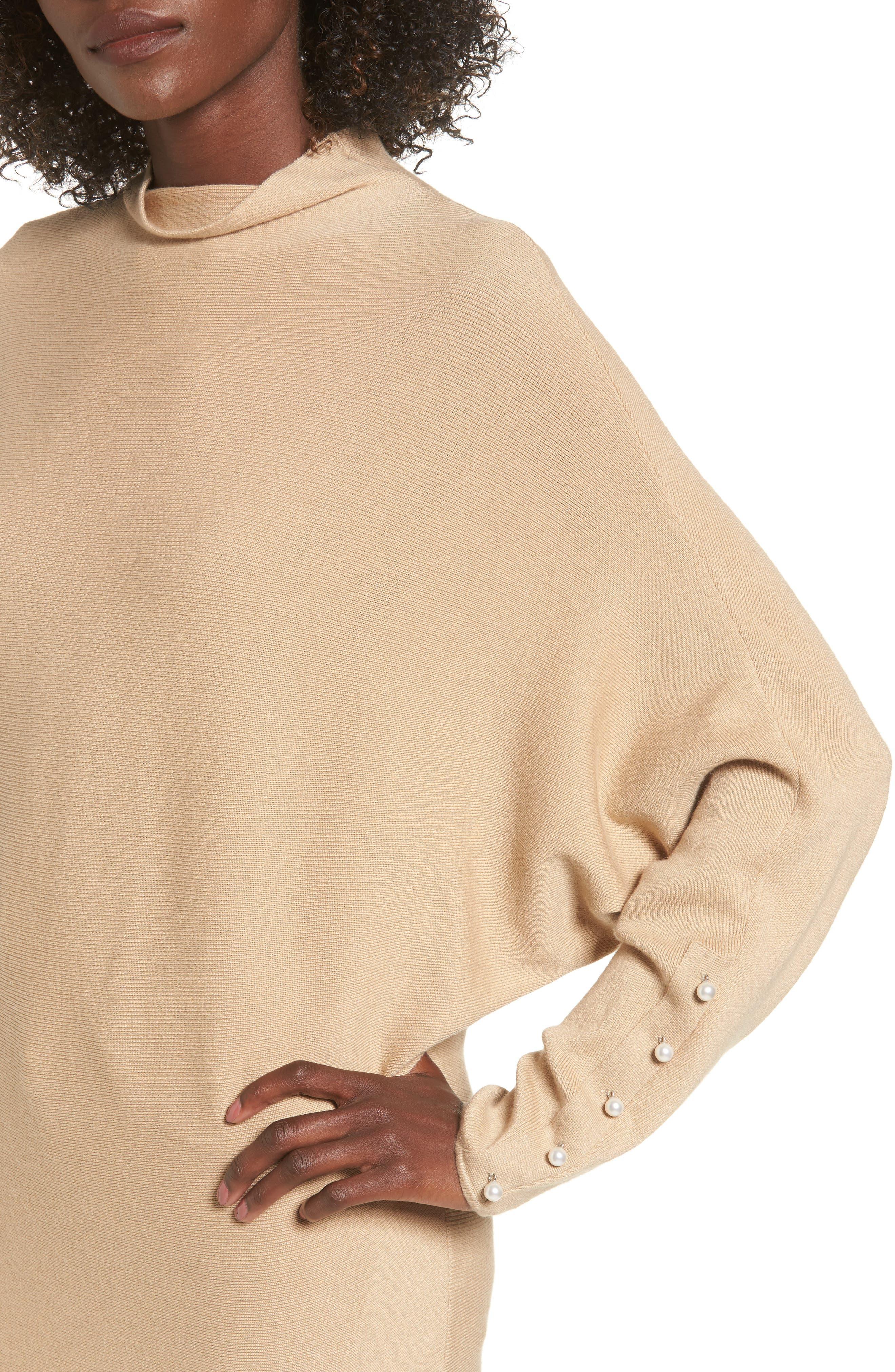 Dolman Sleeve Sweater,                             Alternate thumbnail 4, color,                             235