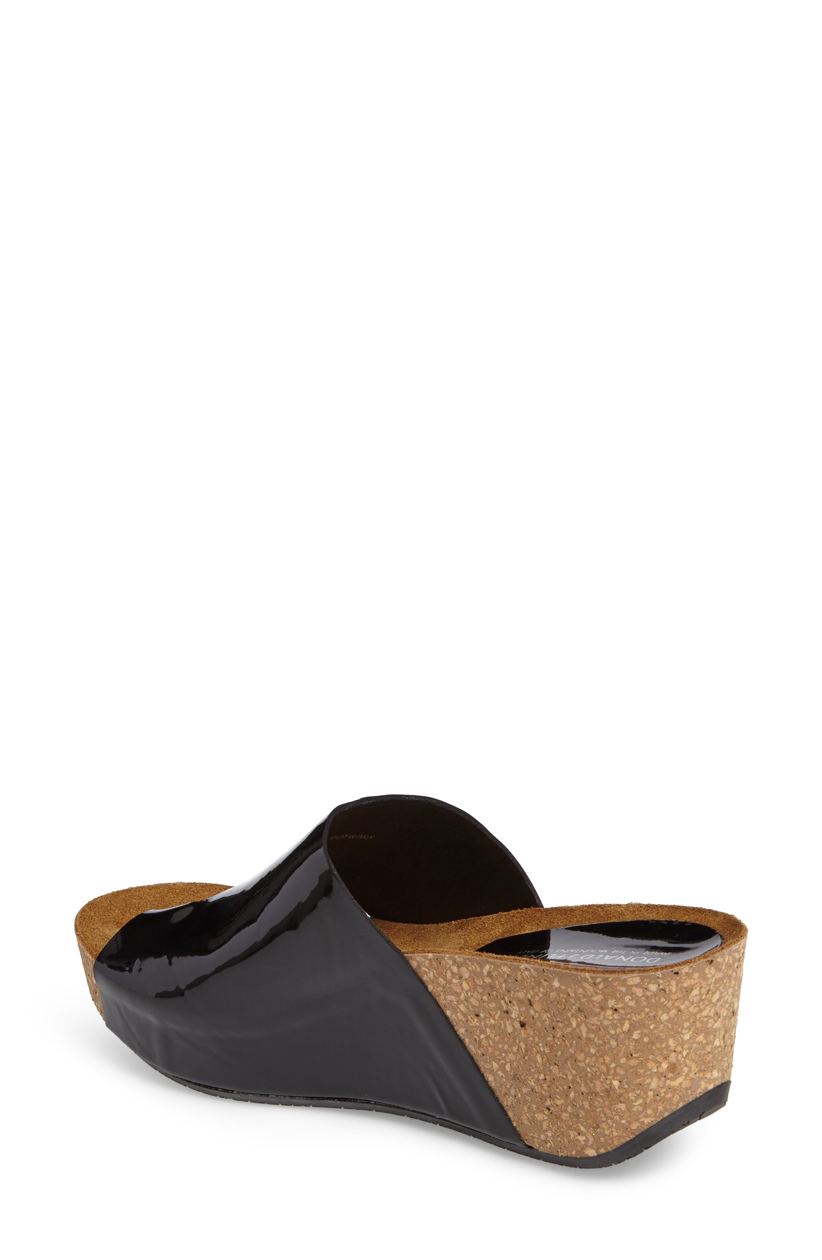 Donald J Pliner Ginie Platform Wedge Sandal,                             Alternate thumbnail 13, color,