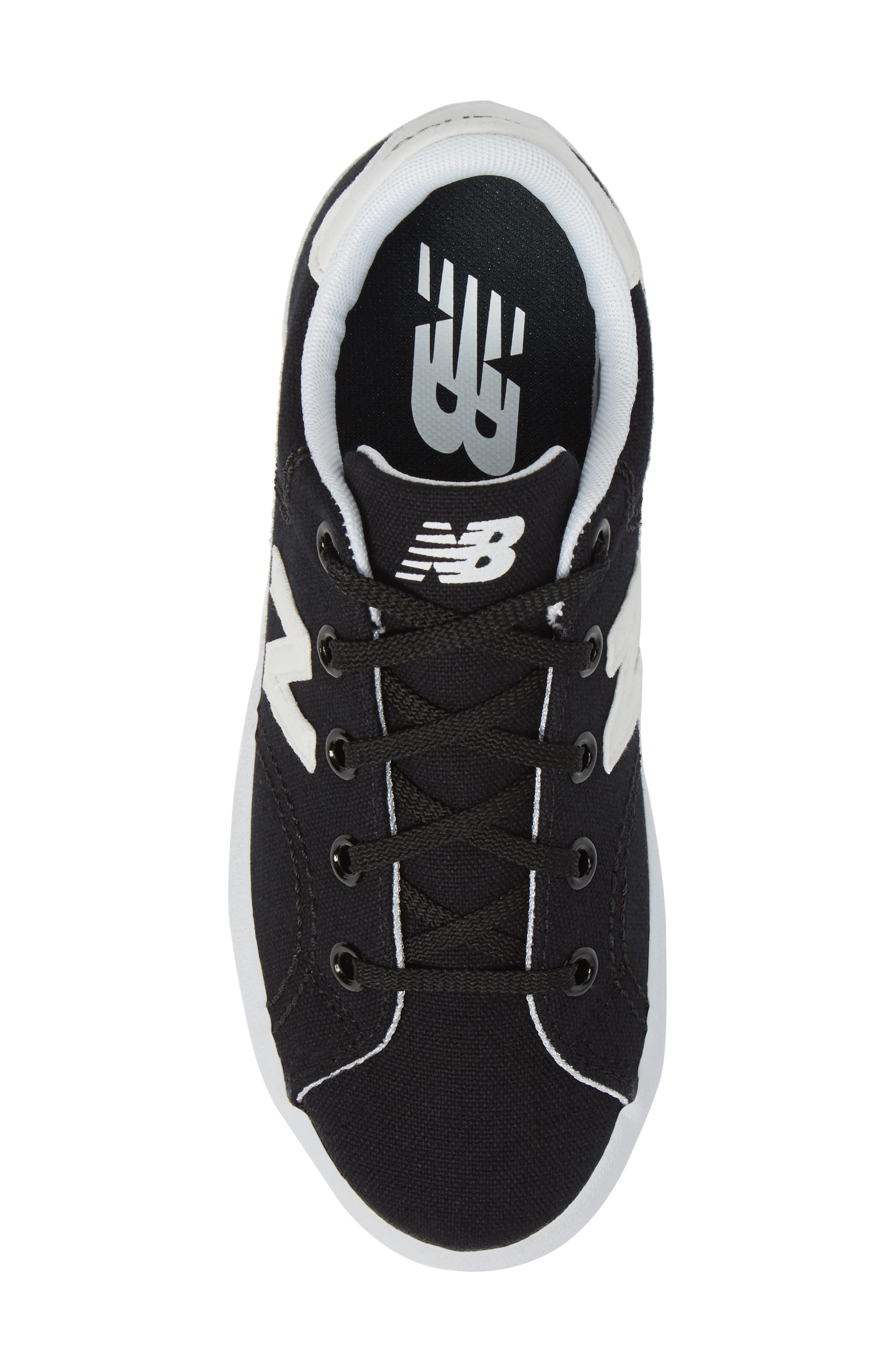Pro Court Sneaker,                             Alternate thumbnail 5, color,                             001
