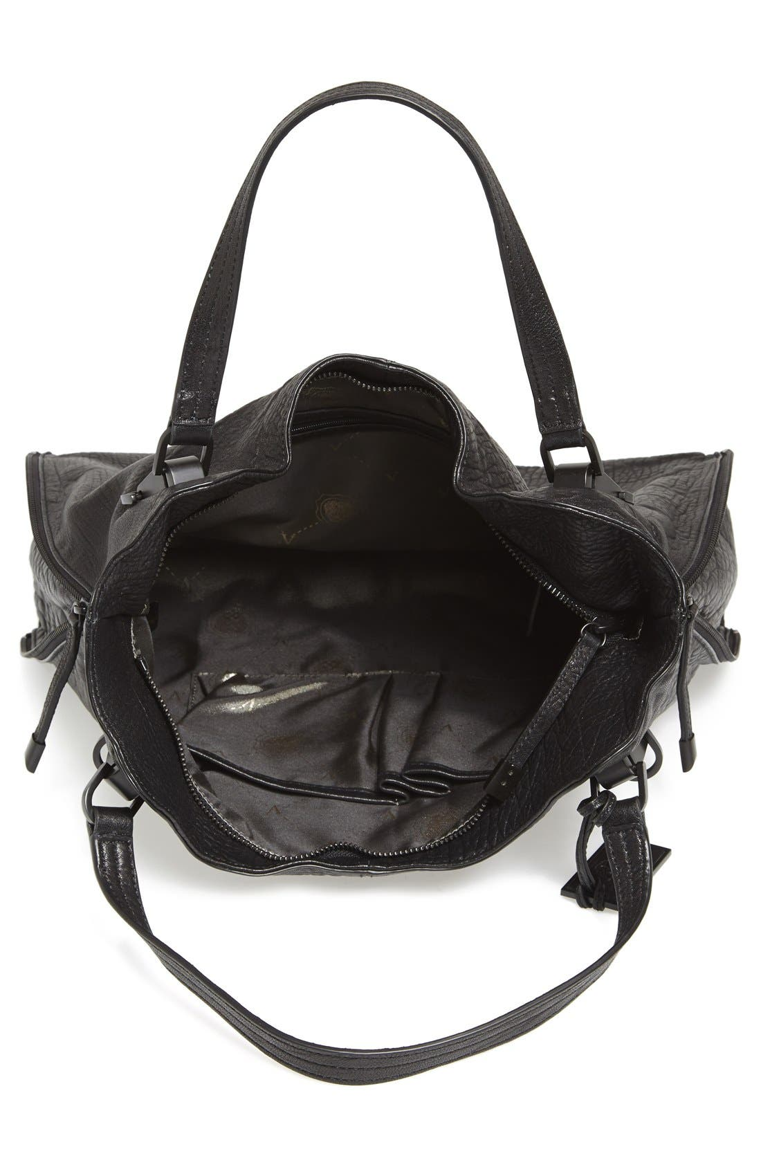 'Riley' Leather Tote,                             Alternate thumbnail 28, color,