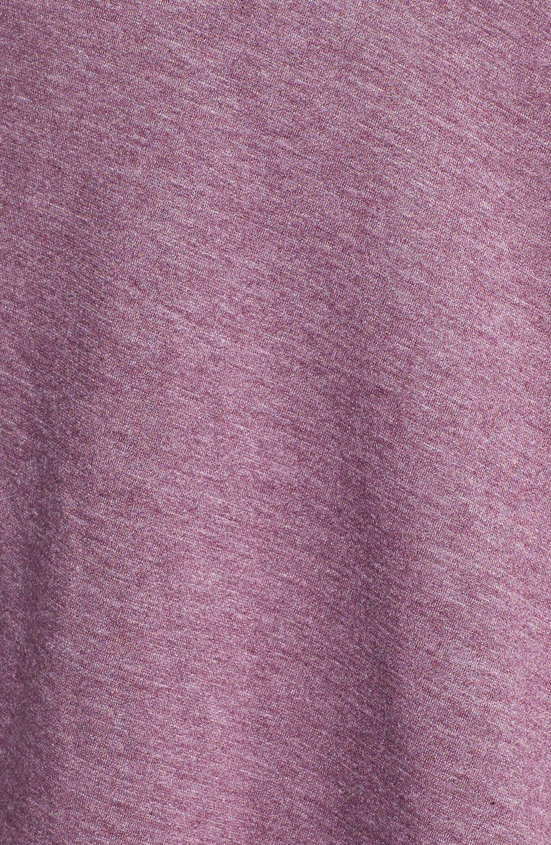 One-Button Fleece Cardigan,                             Alternate thumbnail 131, color,