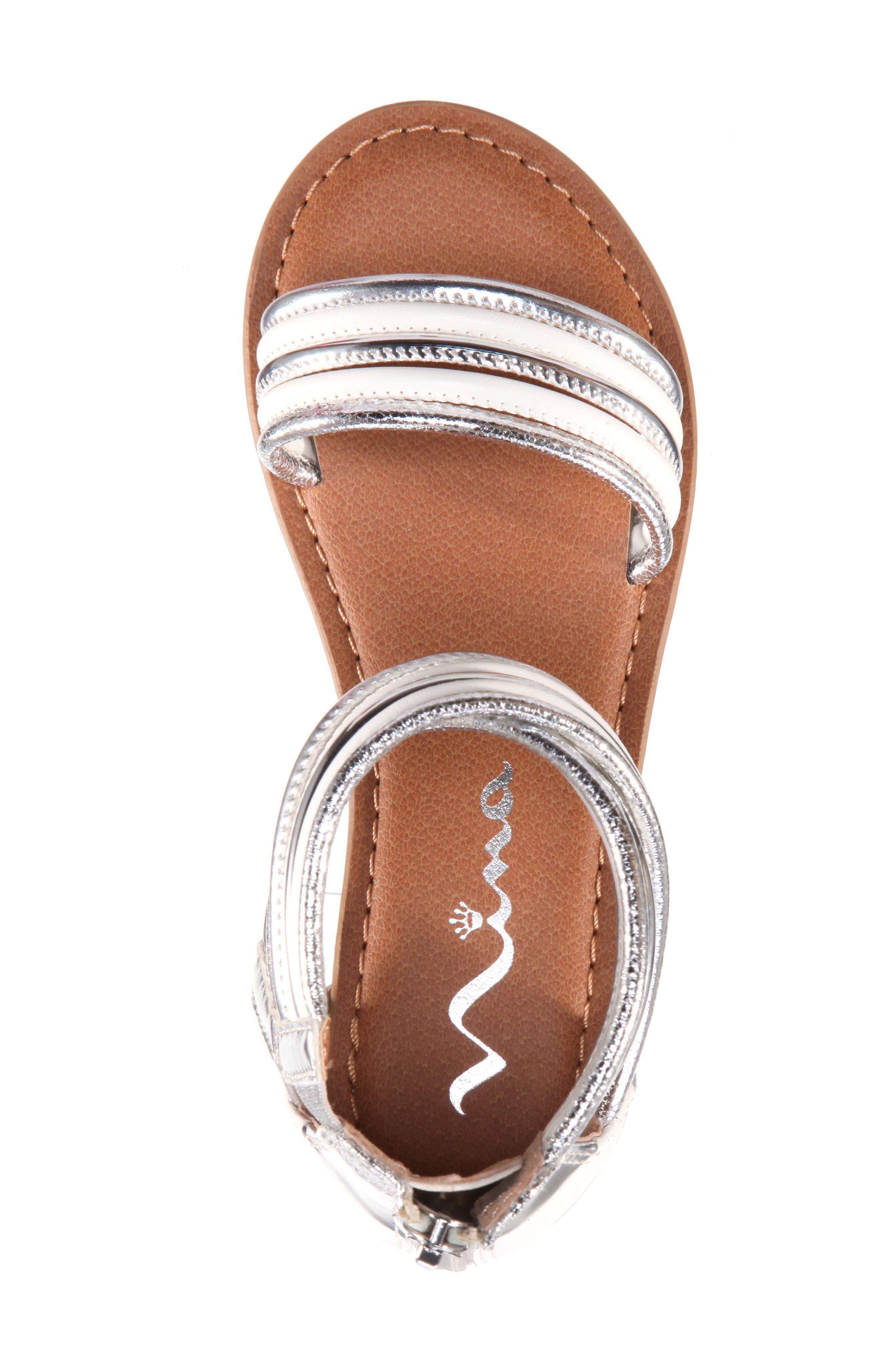 Roxsanne Multistrap Sandal,                             Alternate thumbnail 5, color,                             045