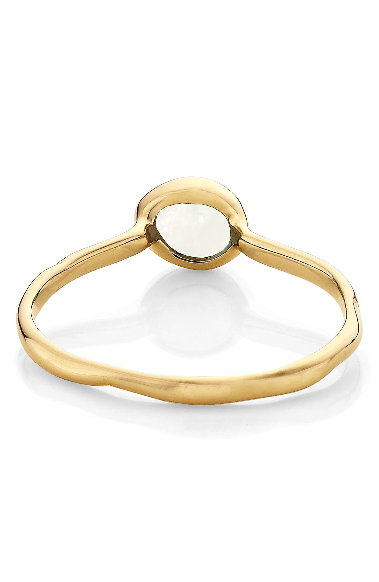 Siren Small Semiprecious Stone Stacking Ring,                             Alternate thumbnail 3, color,                             GOLD/ MOONSTONE