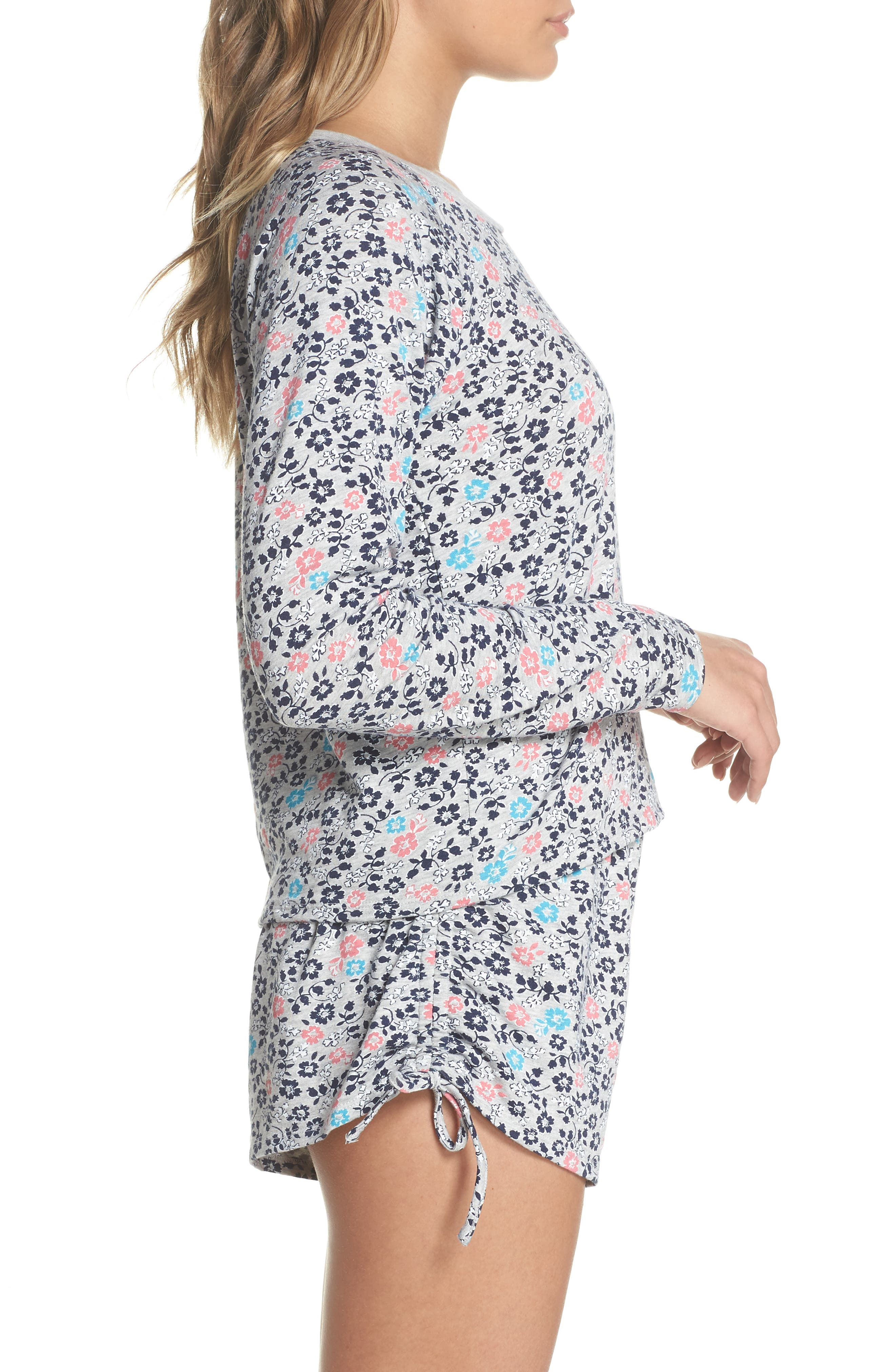 Short Pajamas,                             Alternate thumbnail 3, color,                             030