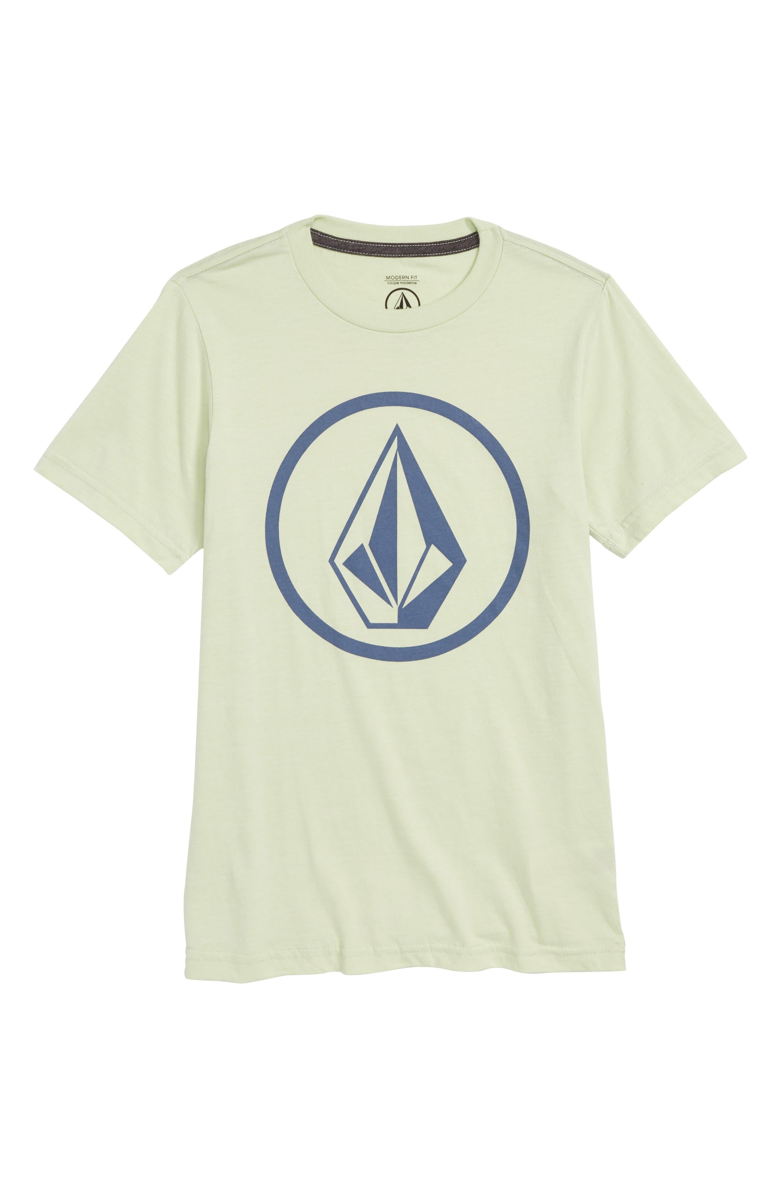 Circle Stone Graphic T-Shirt,                             Main thumbnail 1, color,                             334