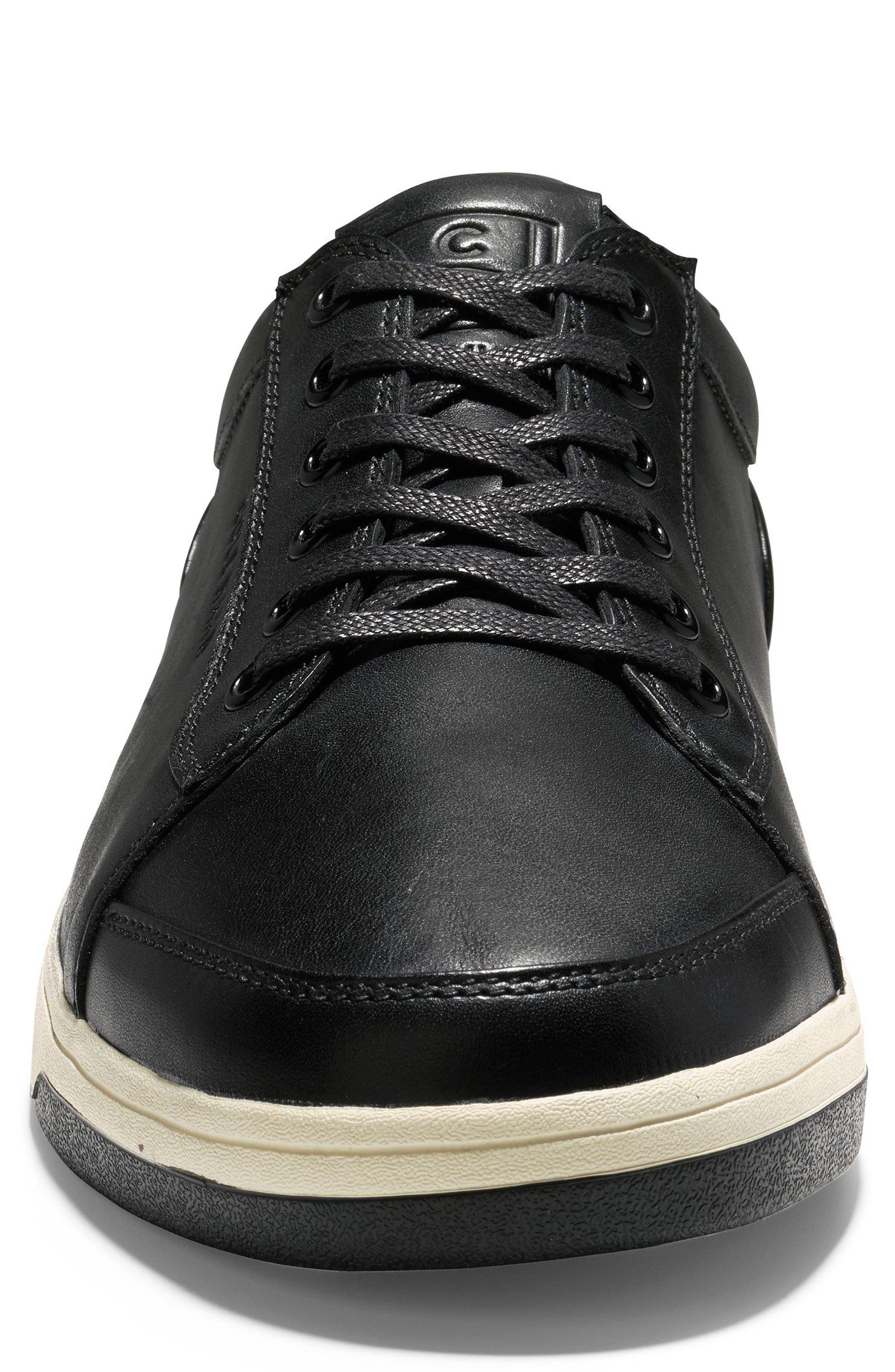 GrandPro Spectator Sneaker,                             Alternate thumbnail 4, color,                             001