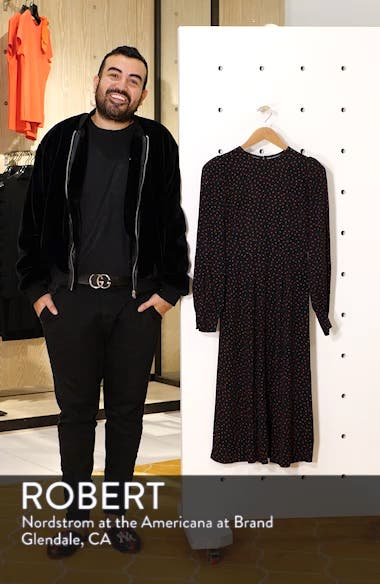Josephine Midi Dress, sales video thumbnail