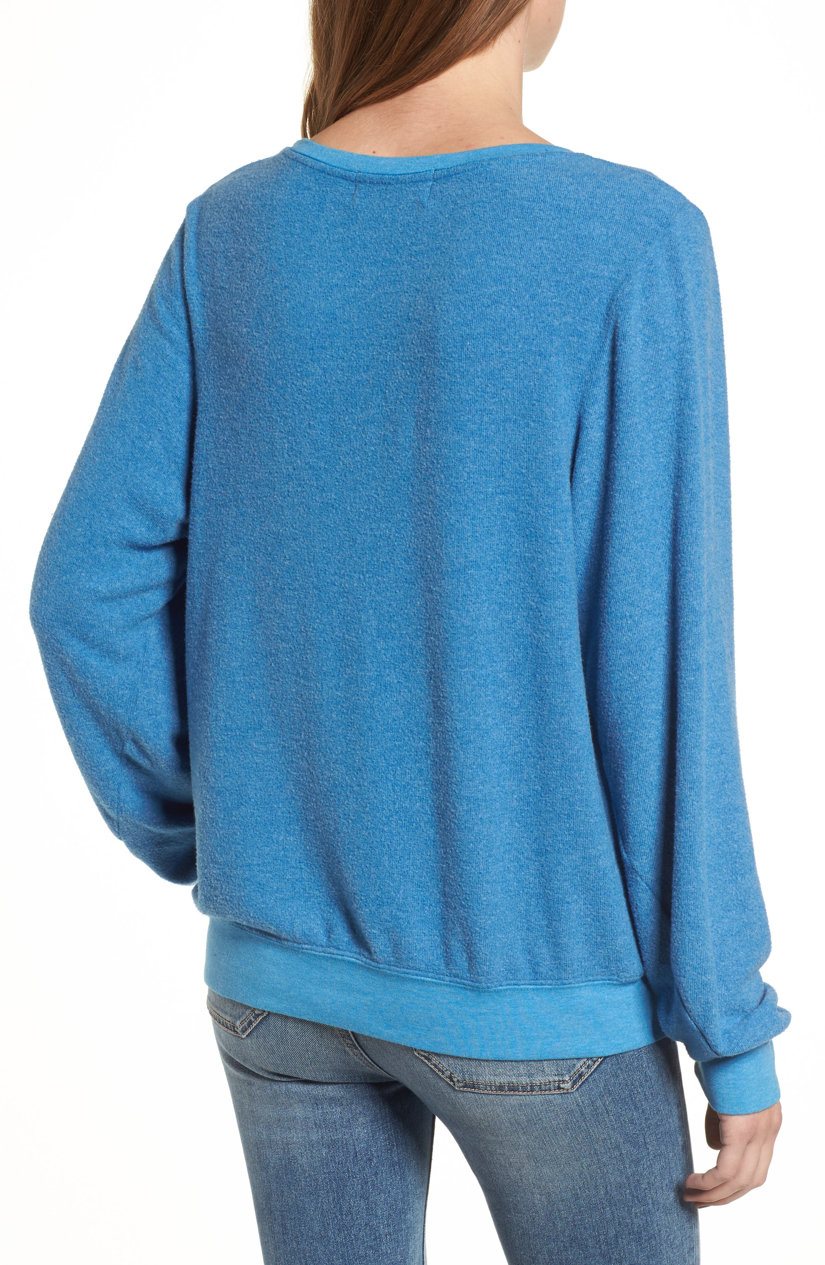 'Baggy Beach Jumper' Pullover,                             Alternate thumbnail 50, color,