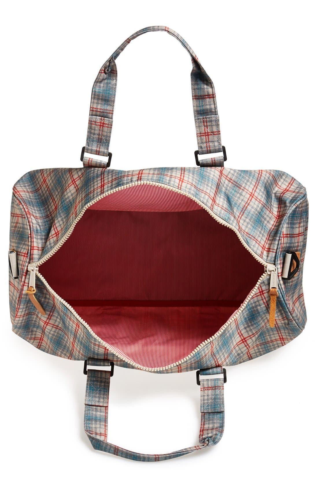HERSCHEL SUPPLY CO.,                             'Ravine' Duffel Bag,                             Alternate thumbnail 4, color,                             020