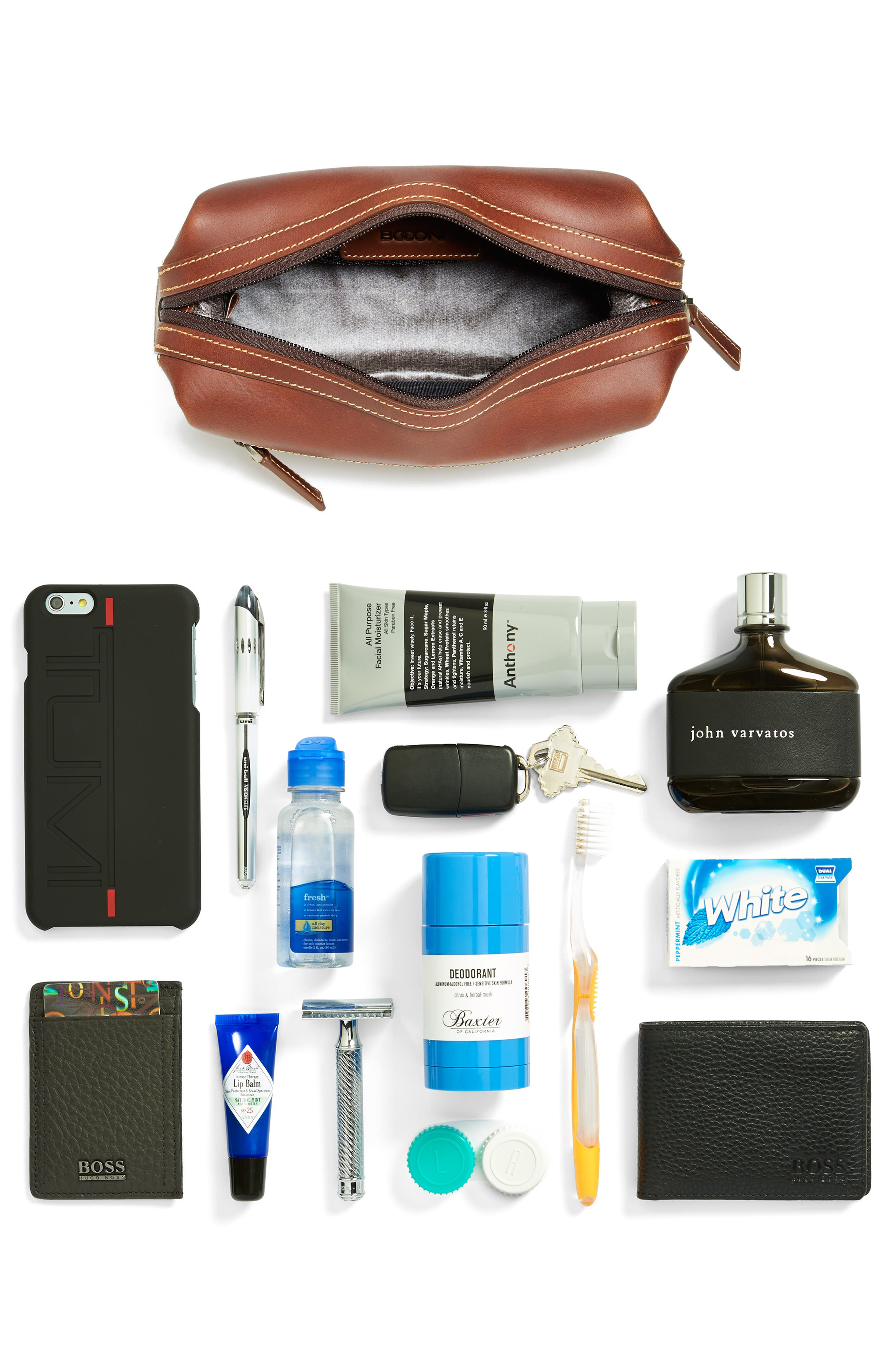 'Bryant' Travel Kit,                             Alternate thumbnail 3, color,                             241