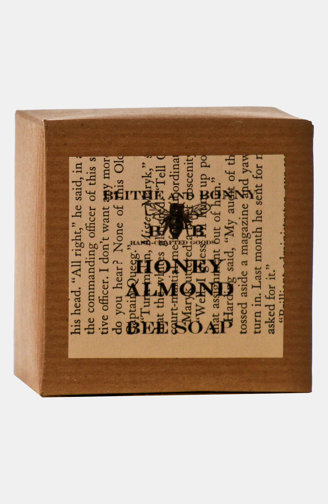 Honey Almond Goat Milk Soap, Main, color, 900