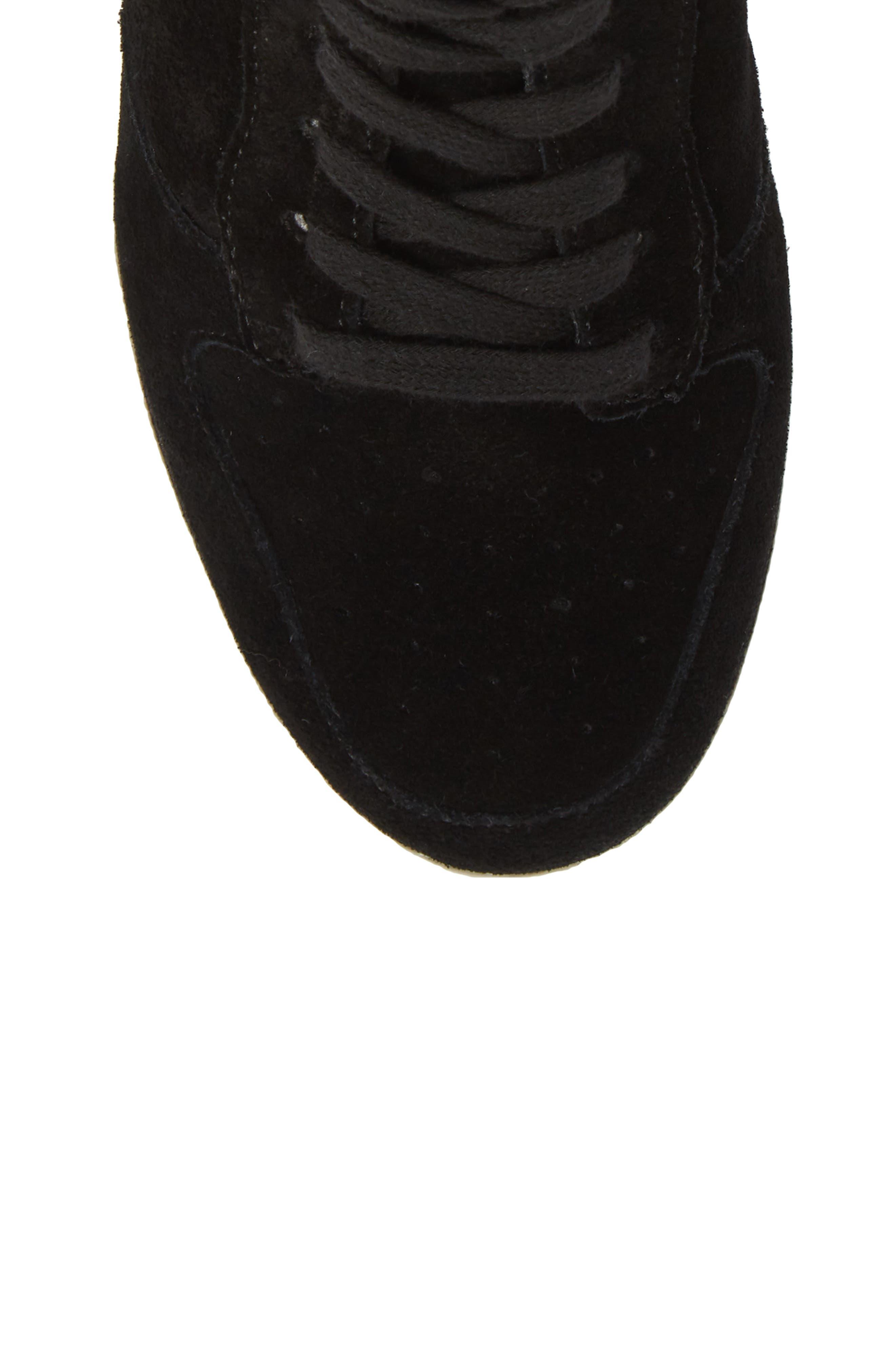 Noah Hidden Wedge Sneaker,                             Alternate thumbnail 5, color,                             006
