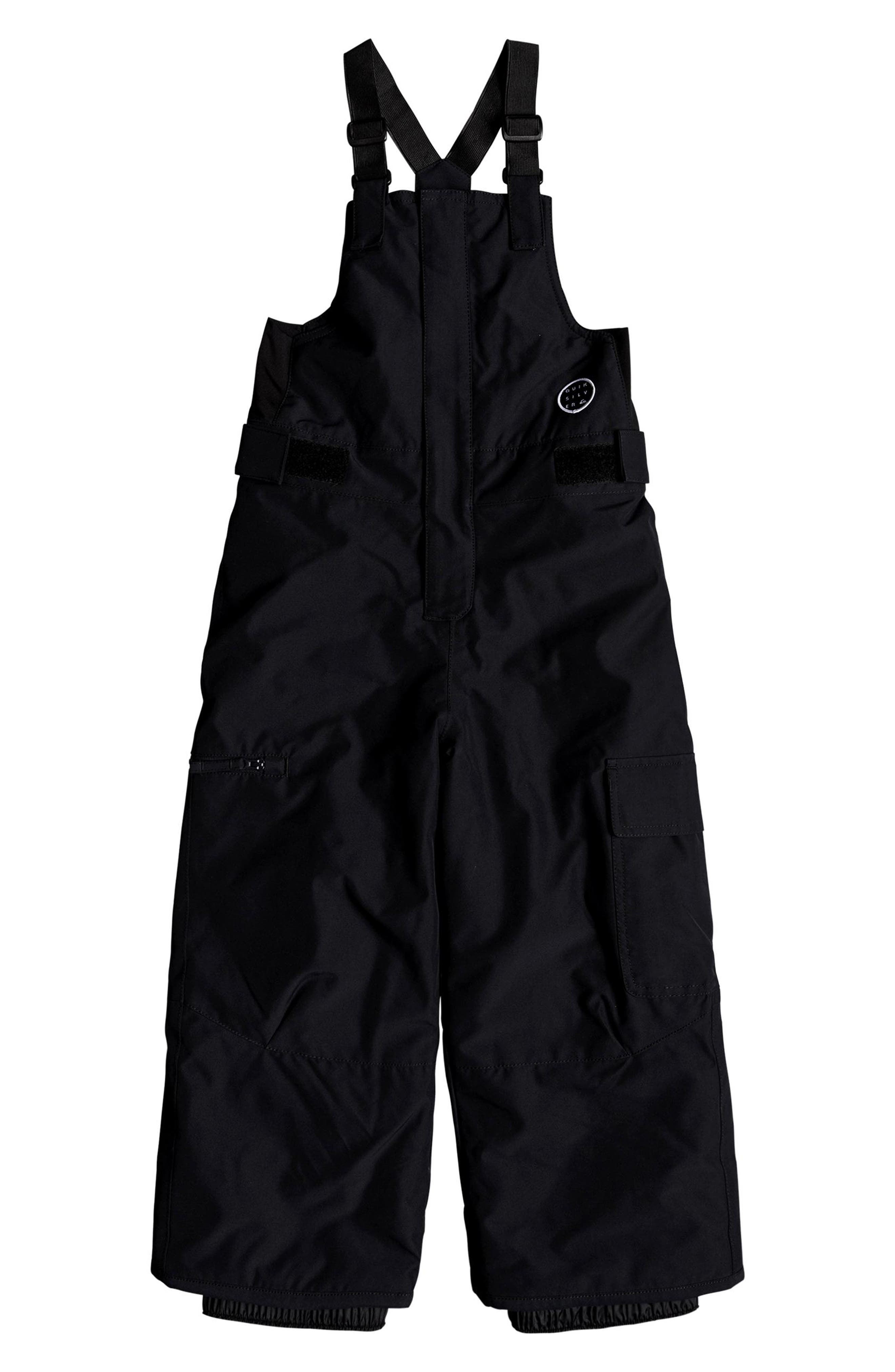 Boogie Snow Pants,                             Main thumbnail 1, color,                             BLACK