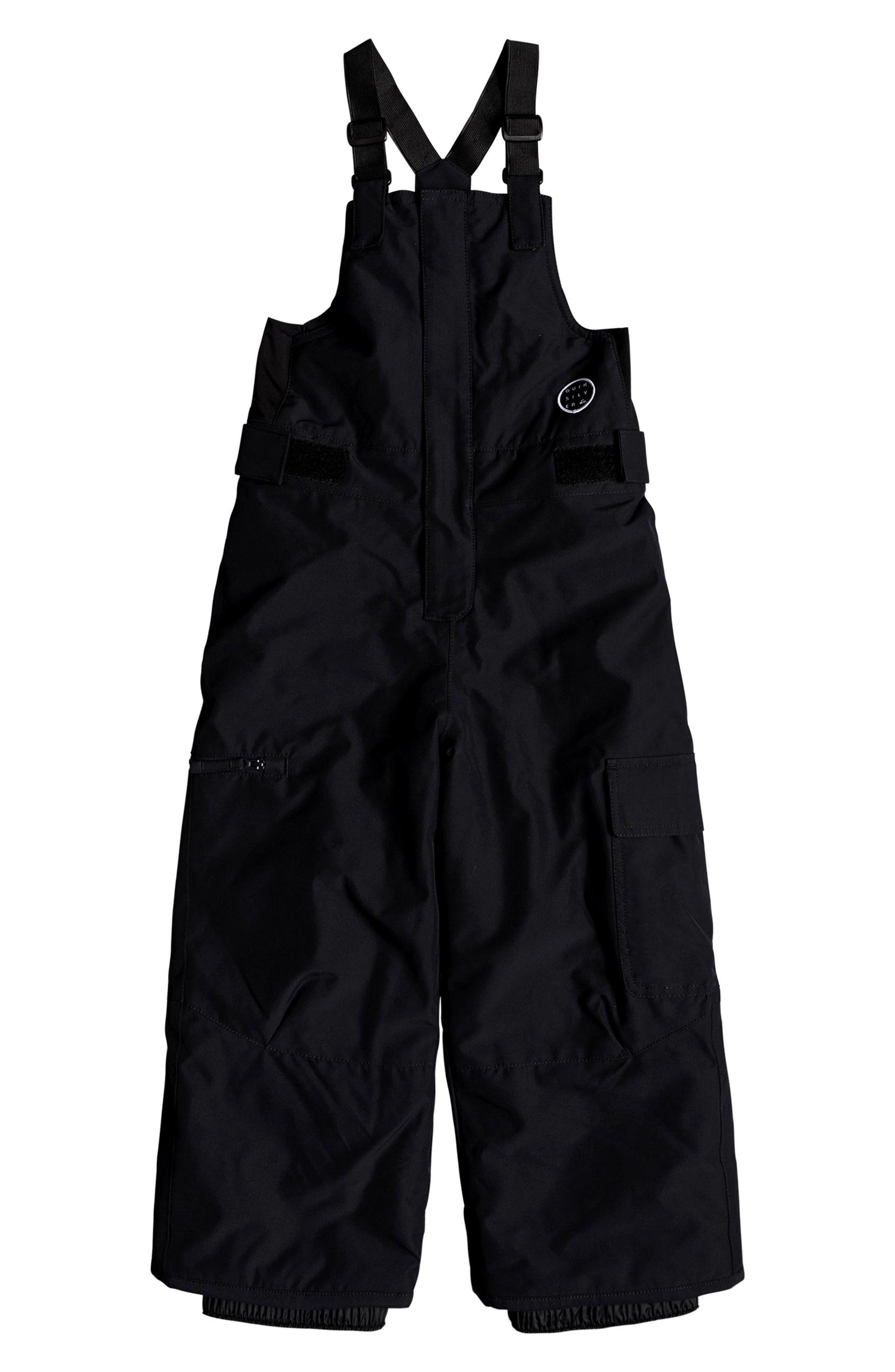 Boogie Snow Pants,                         Main,                         color, BLACK