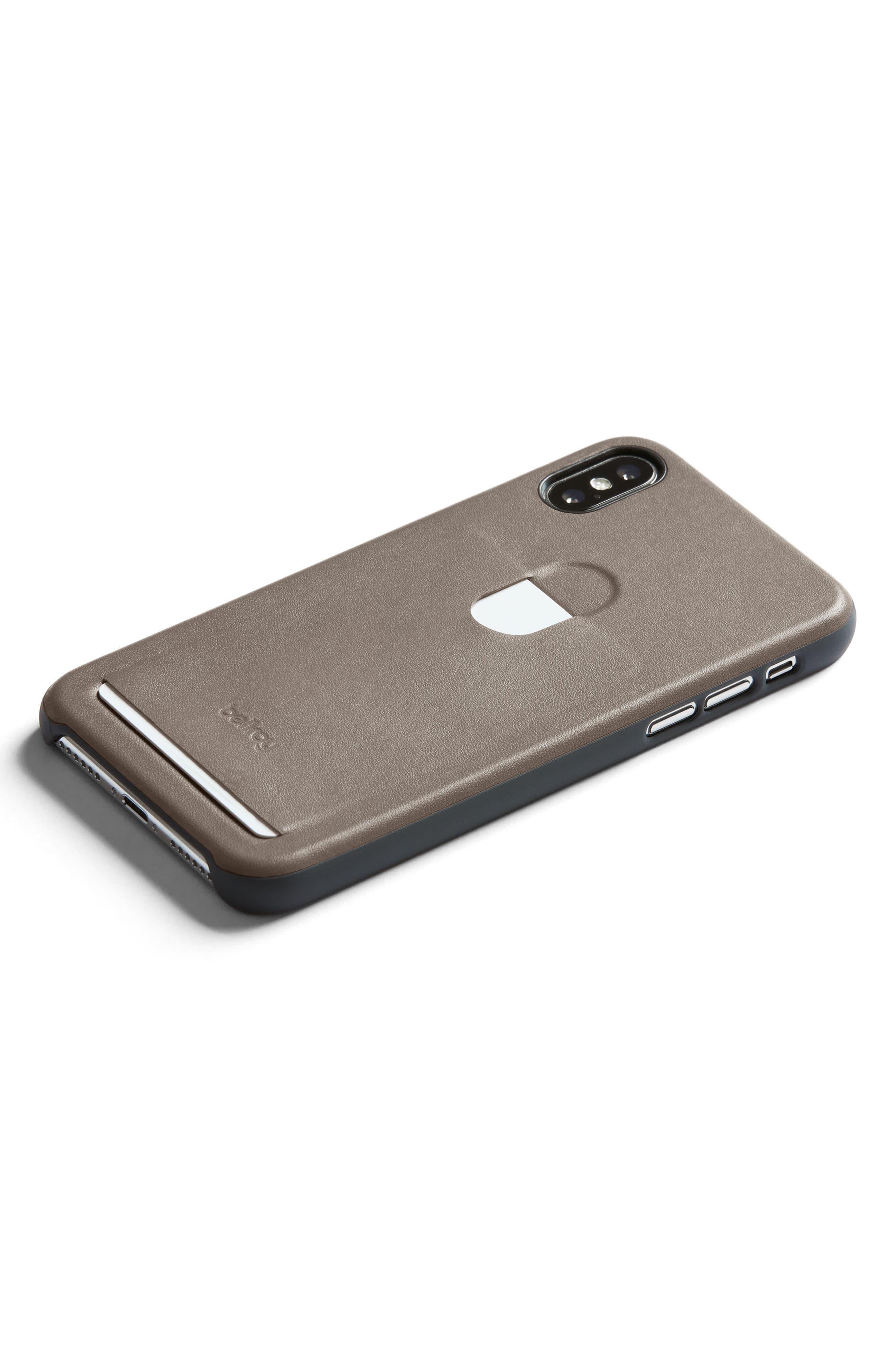 Single Card iPhone X Case,                             Main thumbnail 2, color,