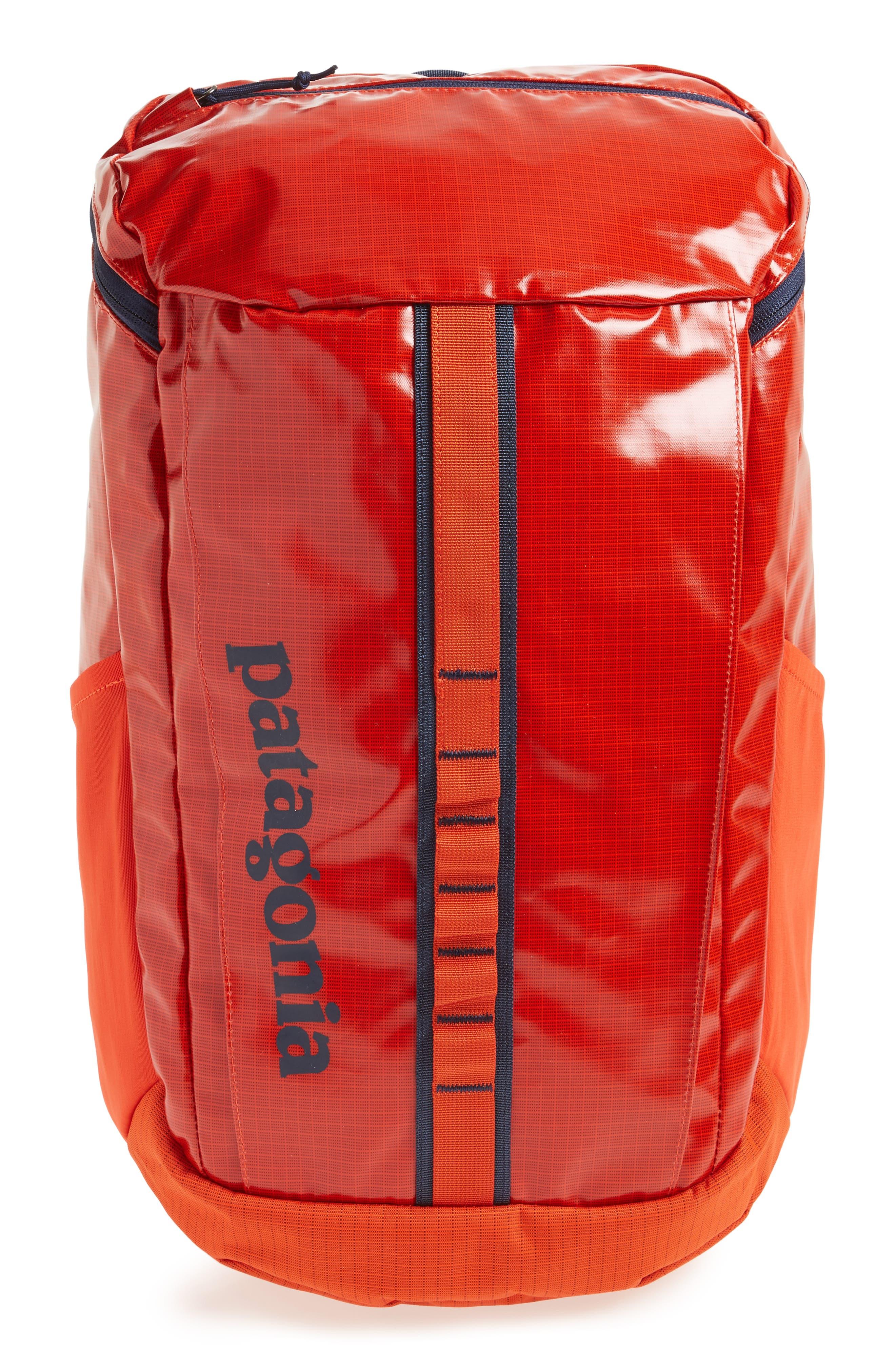Black Hole 25 Liter Backpack,                         Main,                         color, PAINTBRUSH RED
