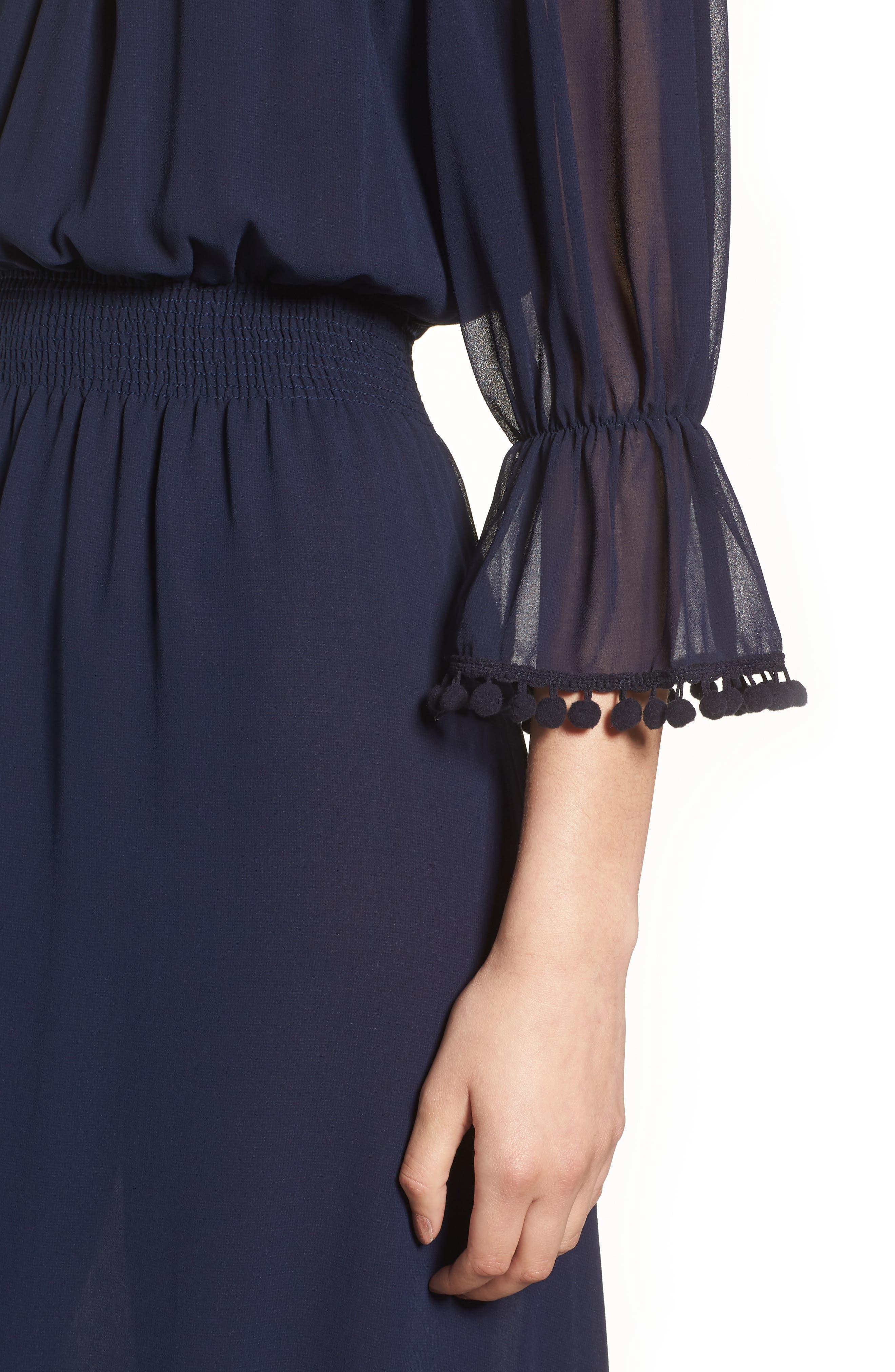 Inka Dress,                             Alternate thumbnail 4, color,                             410