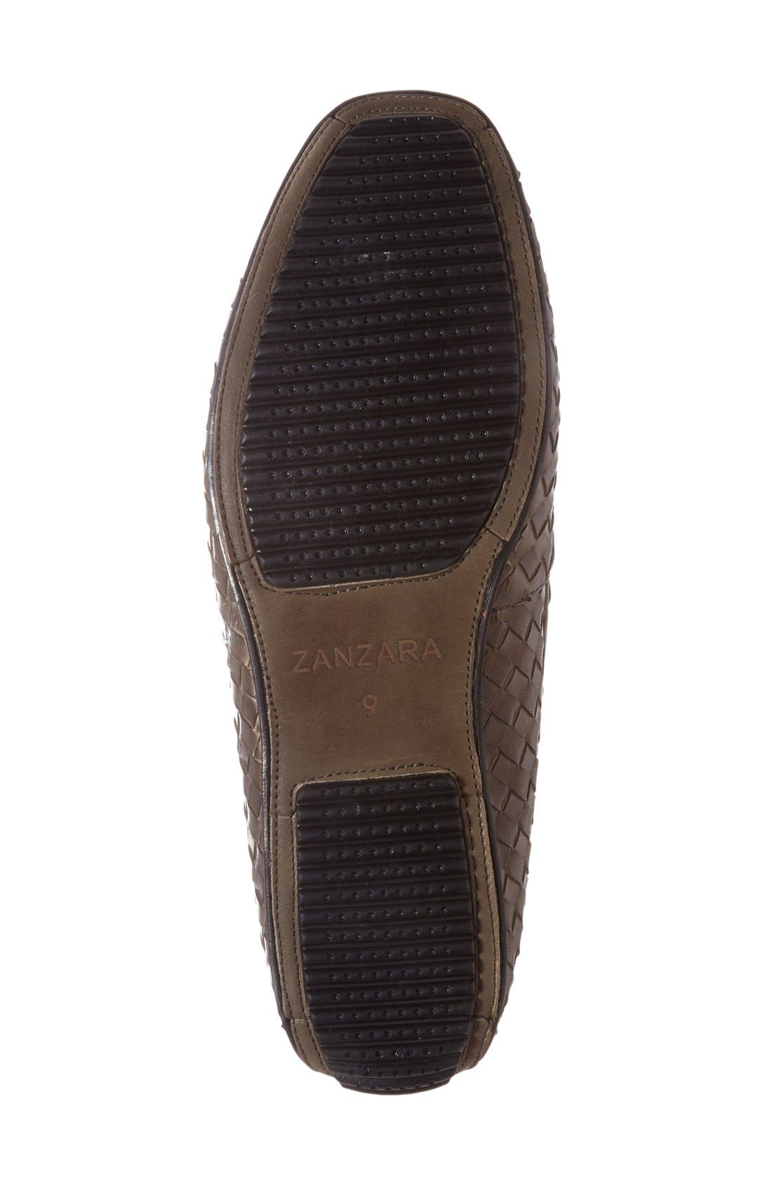 Leather Loafer,                             Alternate thumbnail 32, color,