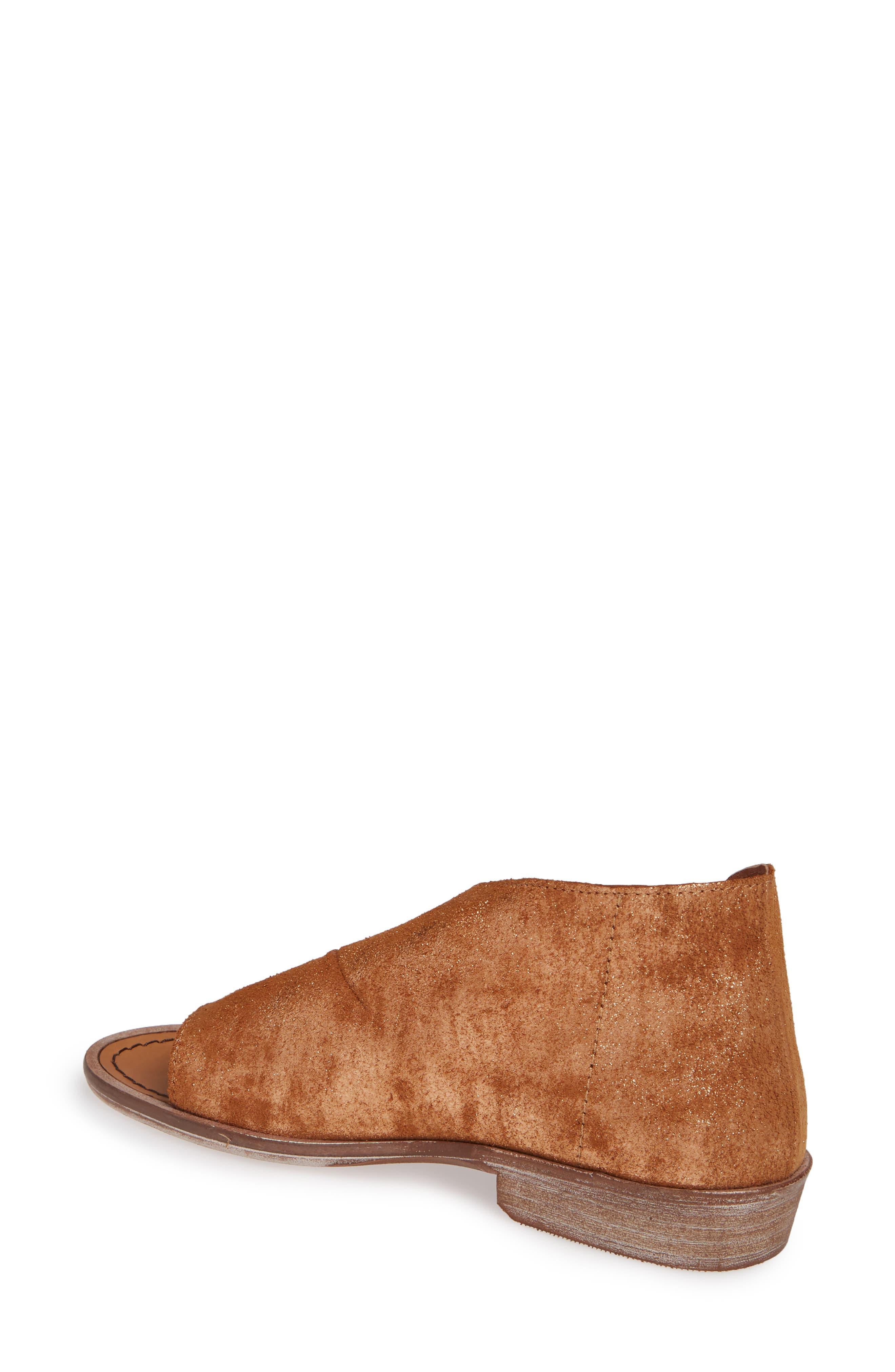 FREE PEOPLE,                             'Mont Blanc' Asymmetrical Sandal,                             Alternate thumbnail 2, color,                             ROSE