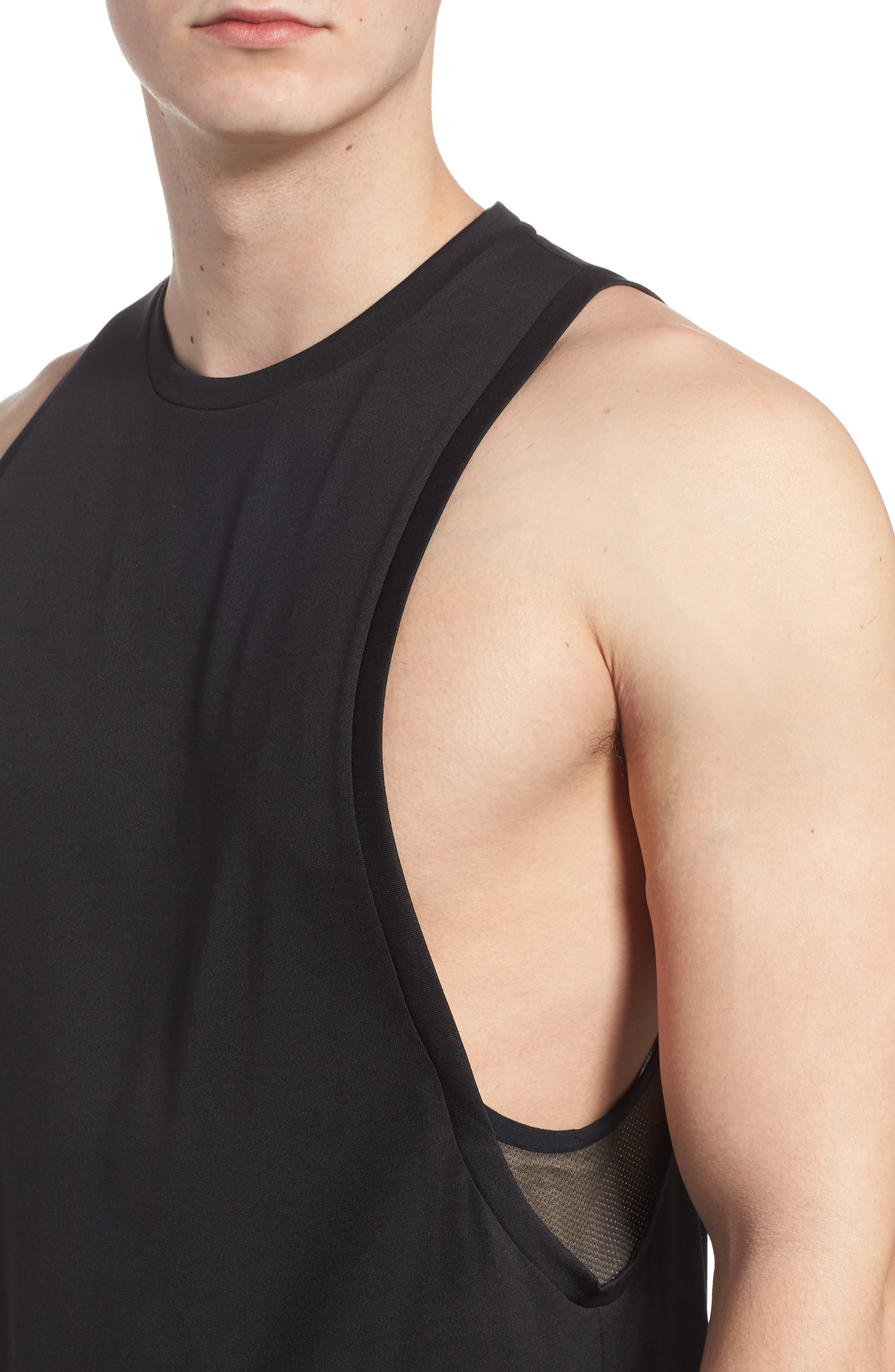 Training Dry PX Muscle Tank,                             Alternate thumbnail 4, color,                             010