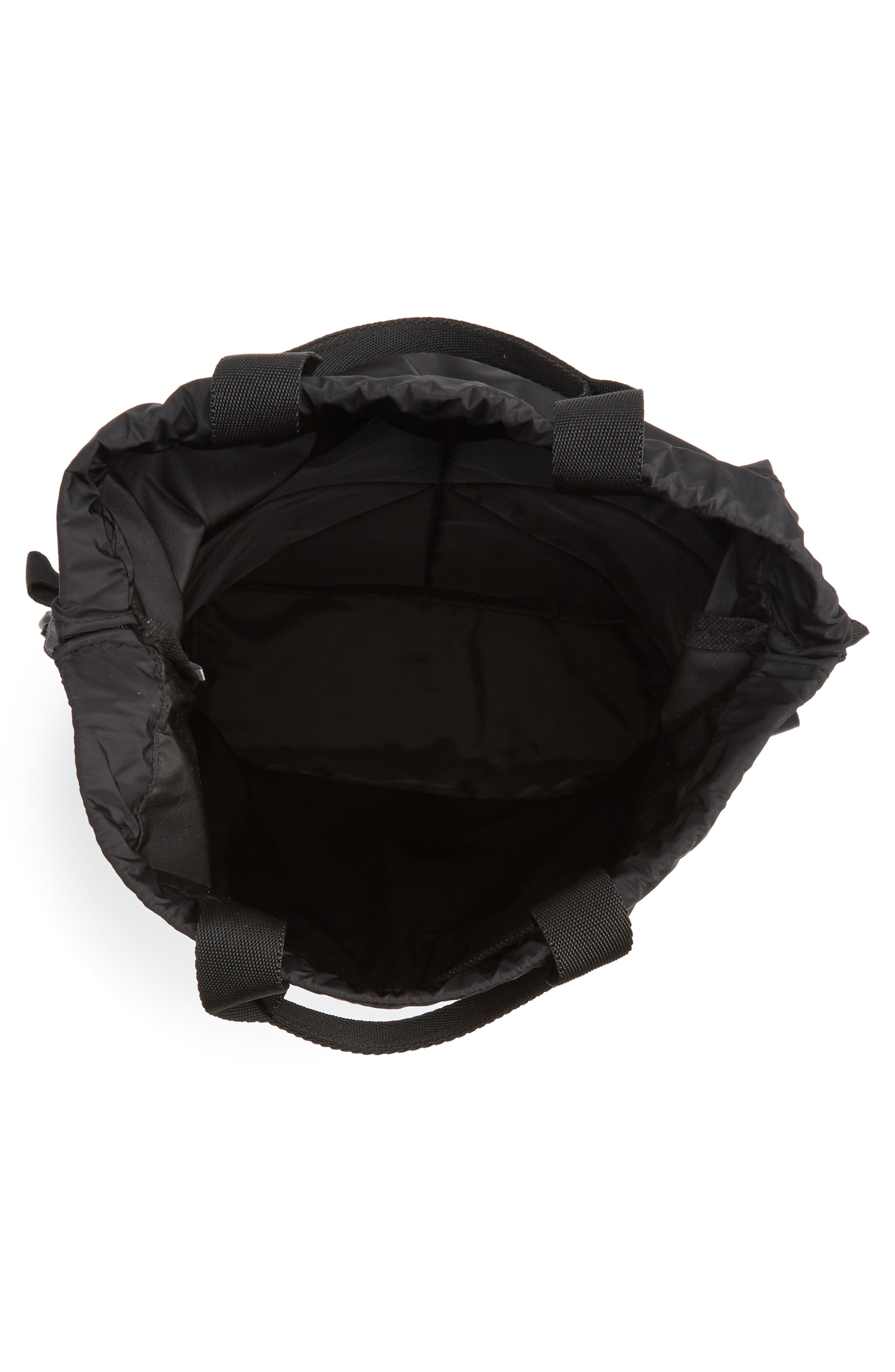 NMD Sack Pack,                             Alternate thumbnail 6, color,                             BLACK