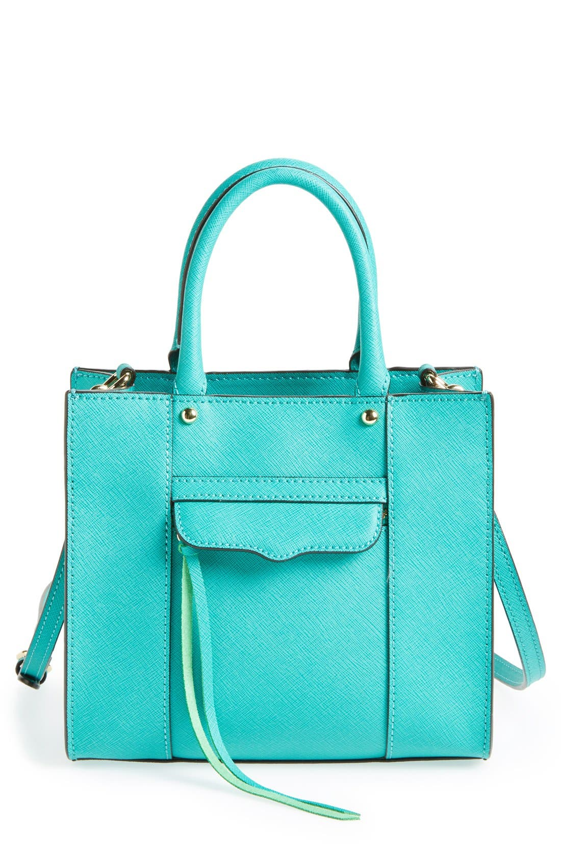 'Mini MAB Tote' Crossbody Bag,                             Main thumbnail 25, color,