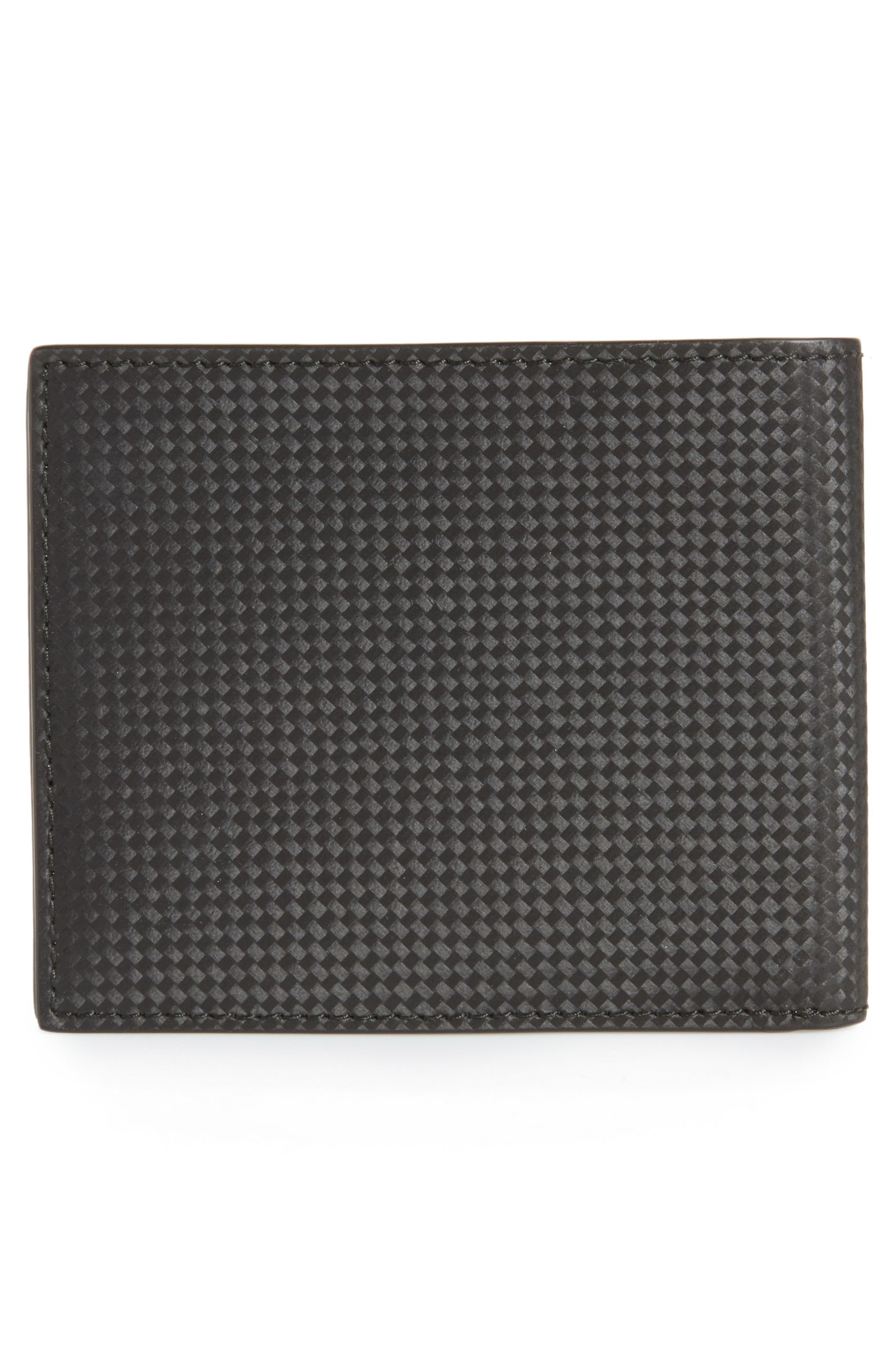 Extreme Leather Wallet,                             Alternate thumbnail 3, color,                             001