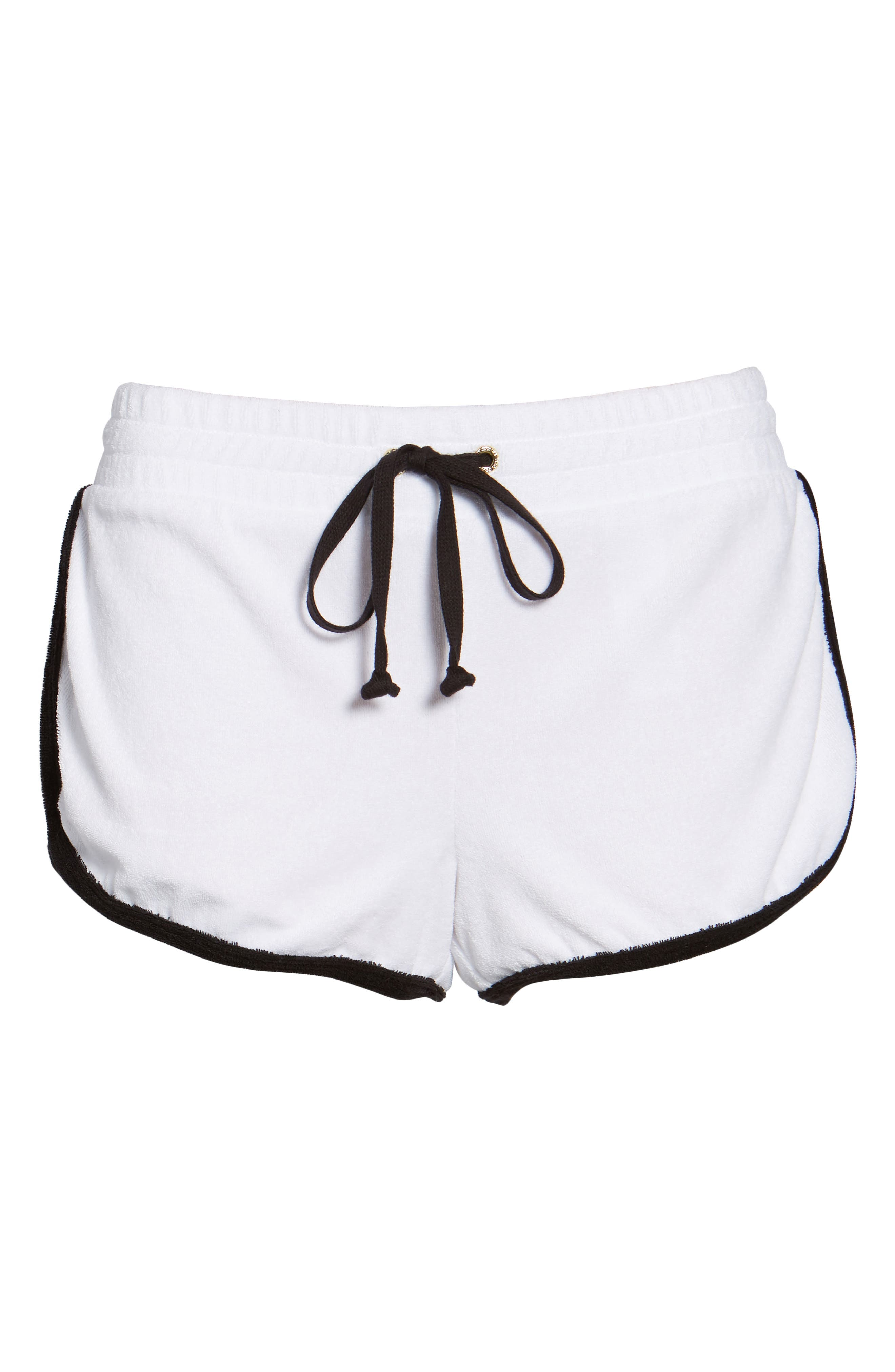 Venice Beach Microterry Shorts,                             Alternate thumbnail 6, color,                             119