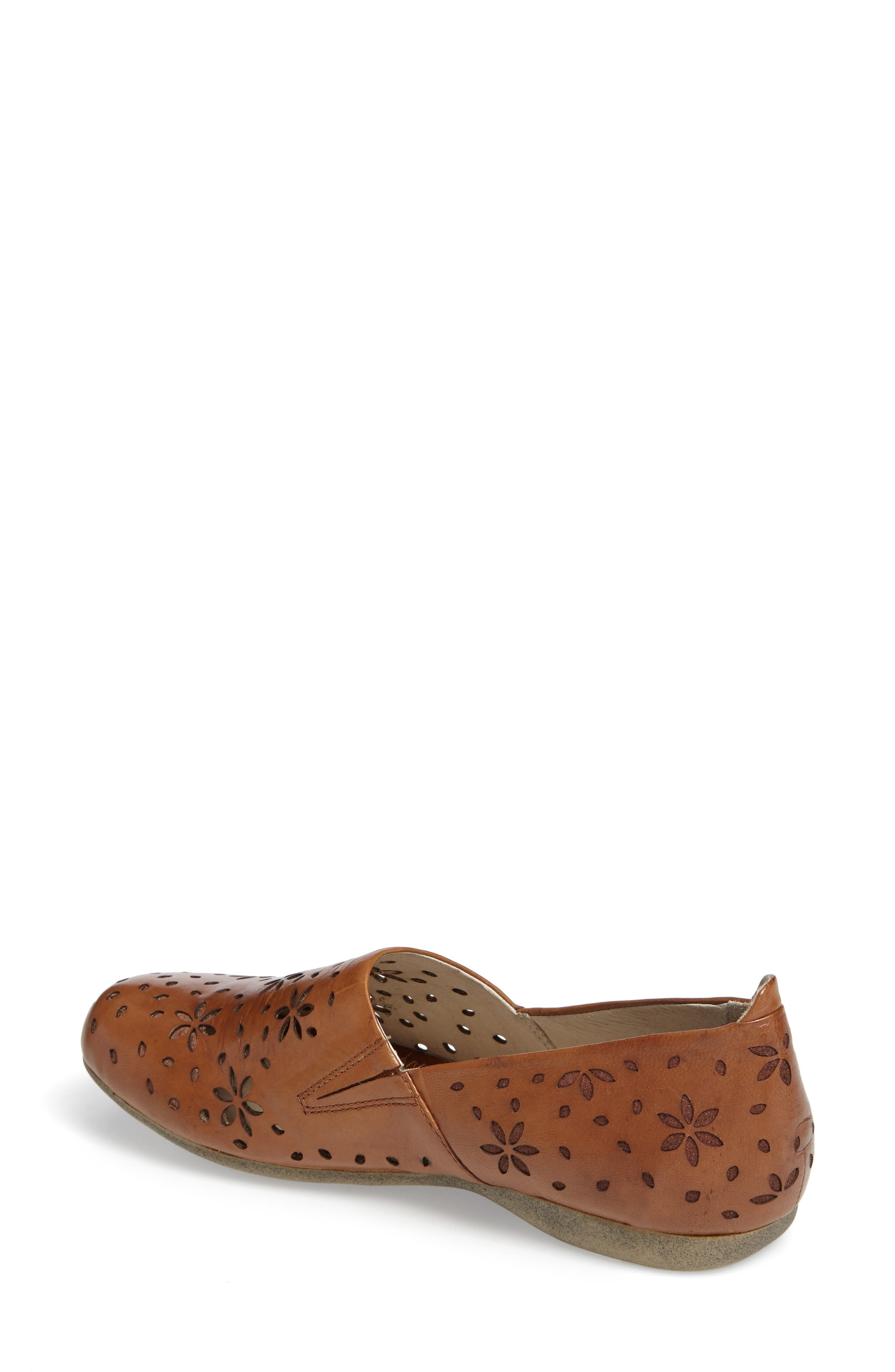Fiona 31 Perforated Flat,                             Alternate thumbnail 5, color,