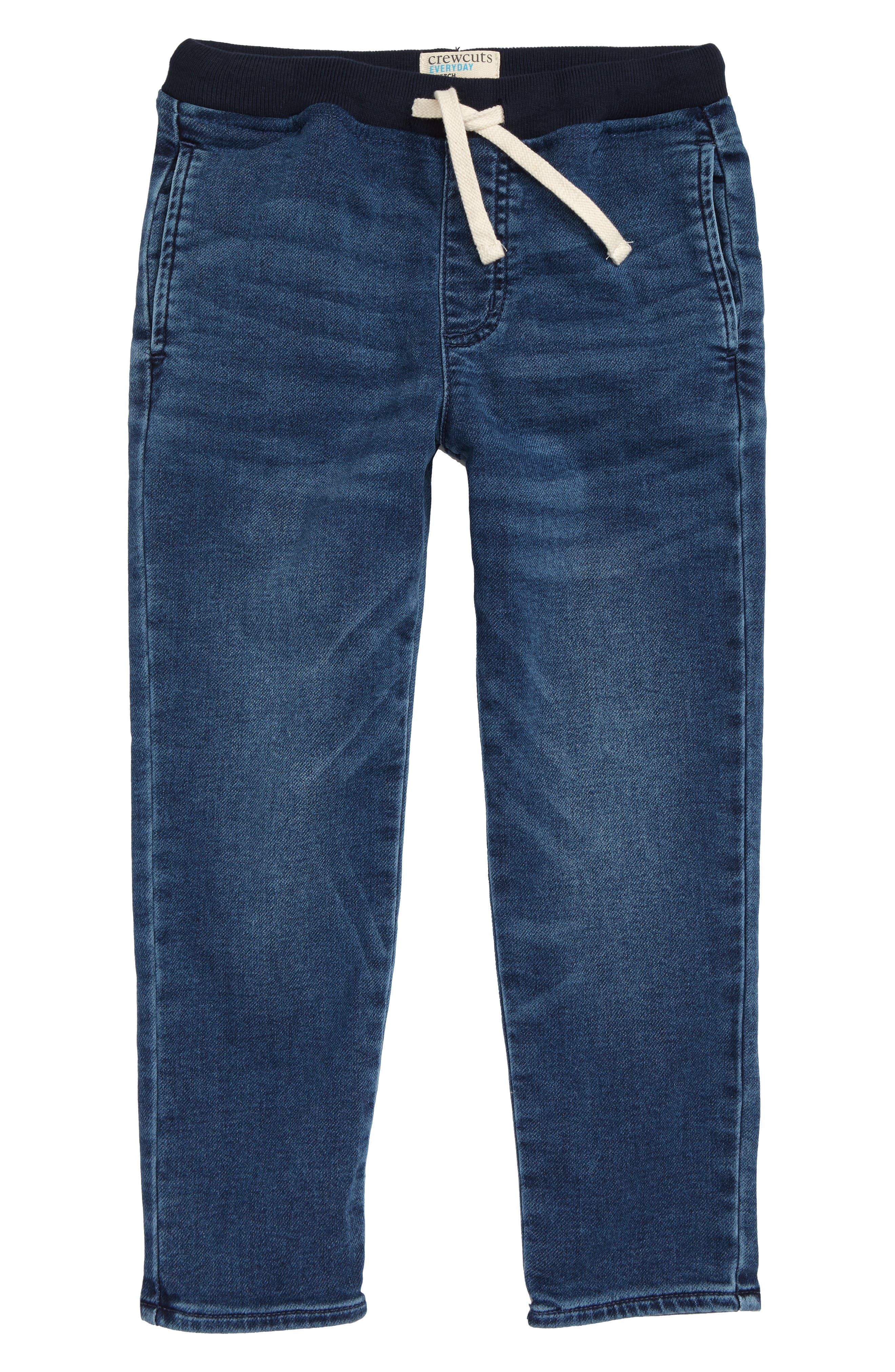 Runaround Pull-On Jeans,                             Main thumbnail 1, color,                             400