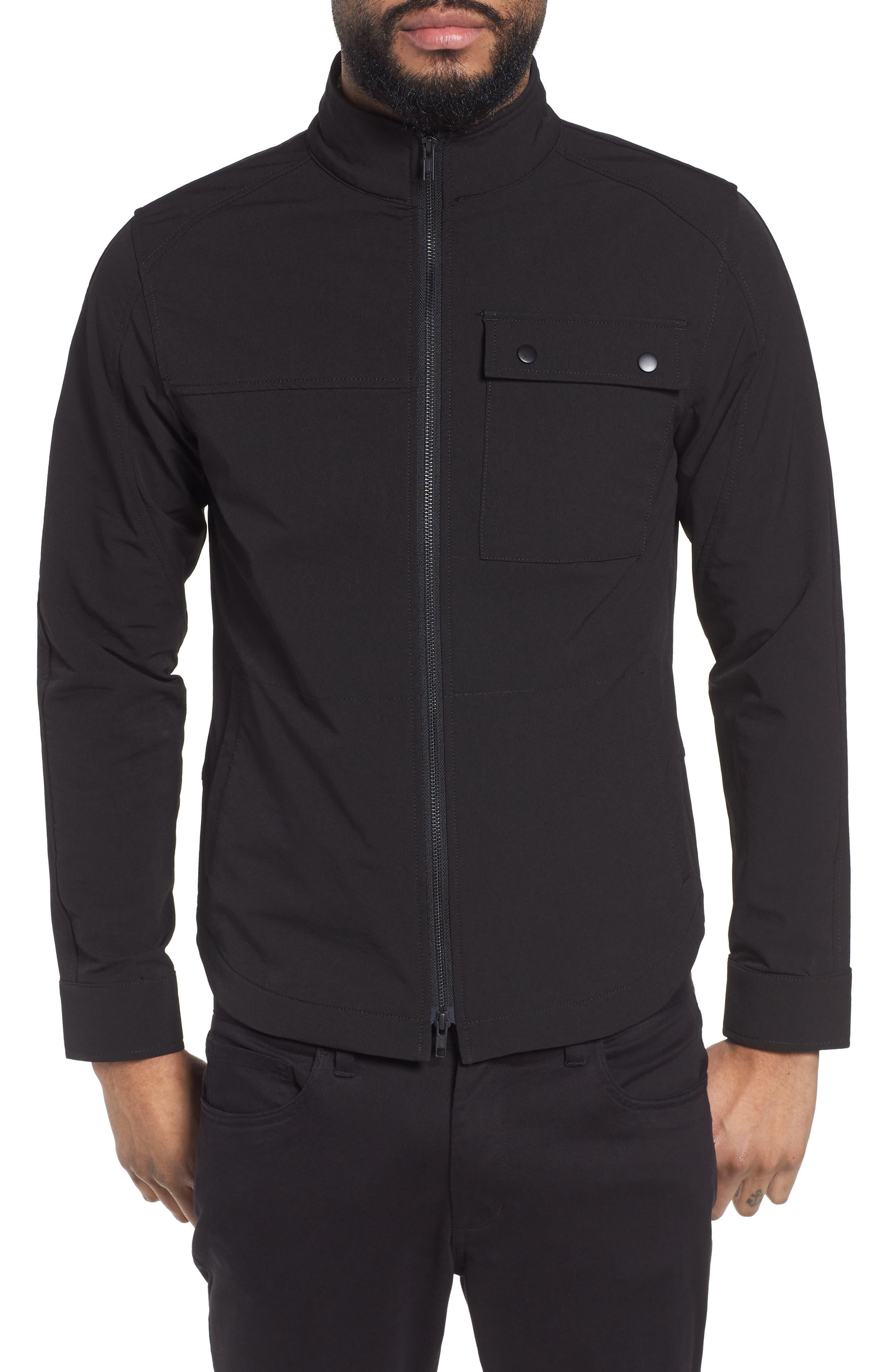 Tech Jacket,                         Main,                         color, 001