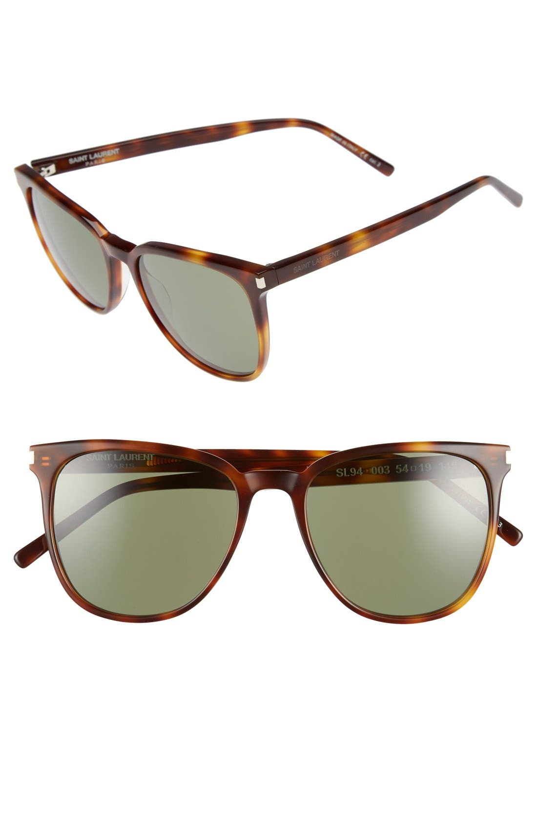 54mm Sunglasses,                             Main thumbnail 2, color,