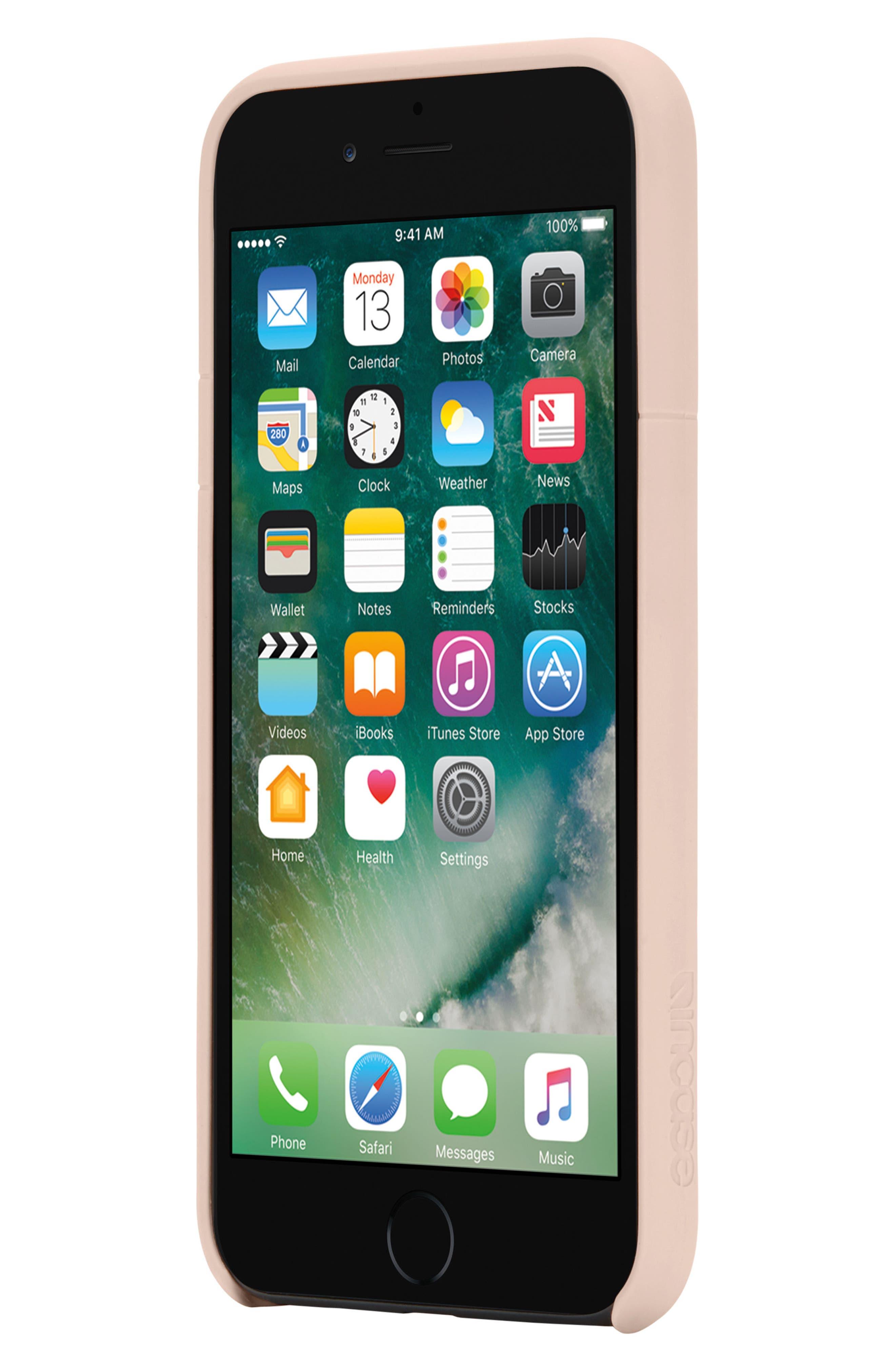 Facet iPhone 7 Plus/8 Plus Case,                             Alternate thumbnail 6, color,                             ROSE GOLD