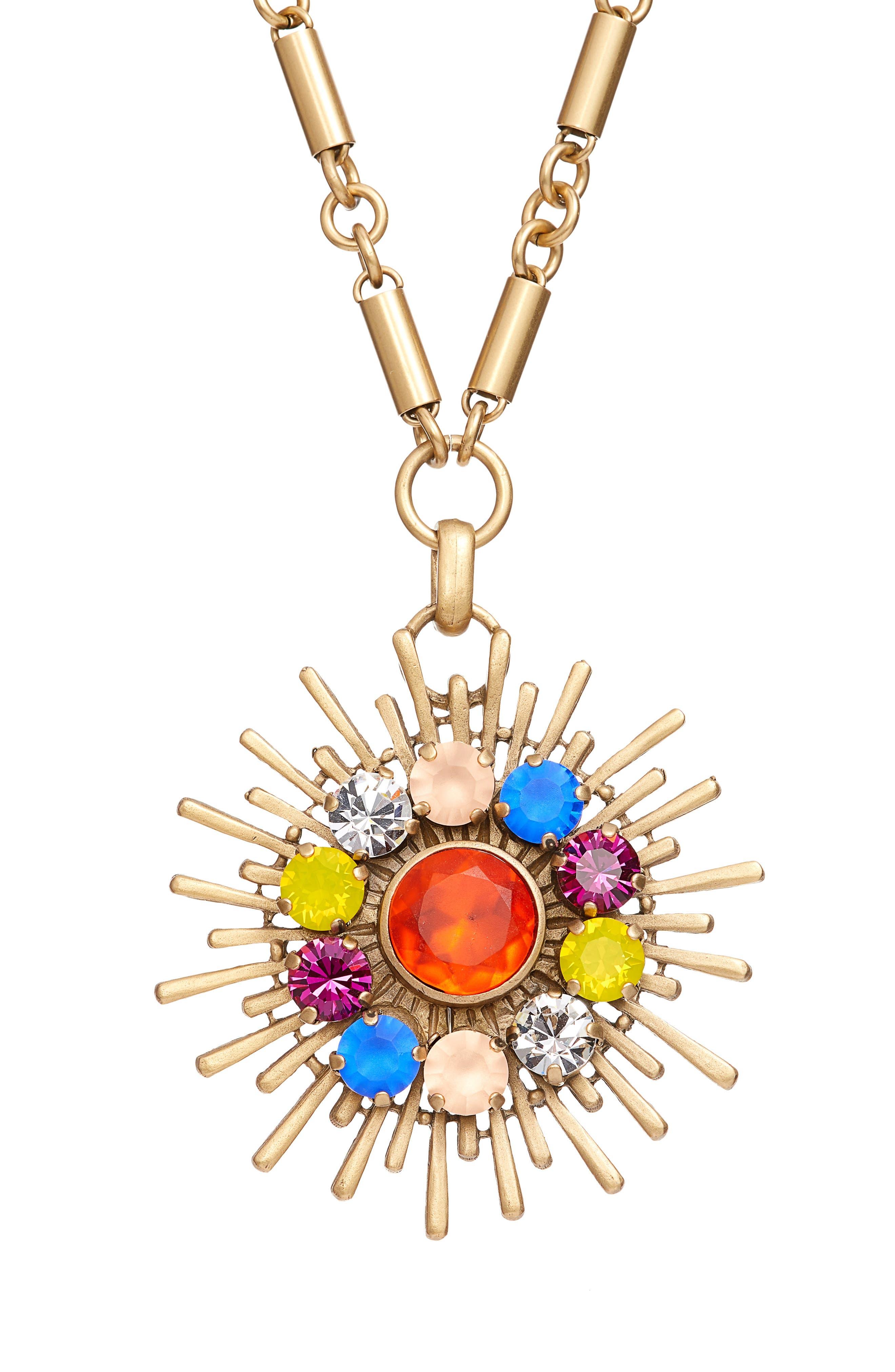 Quinn Pendant Necklace,                             Alternate thumbnail 2, color,                             710