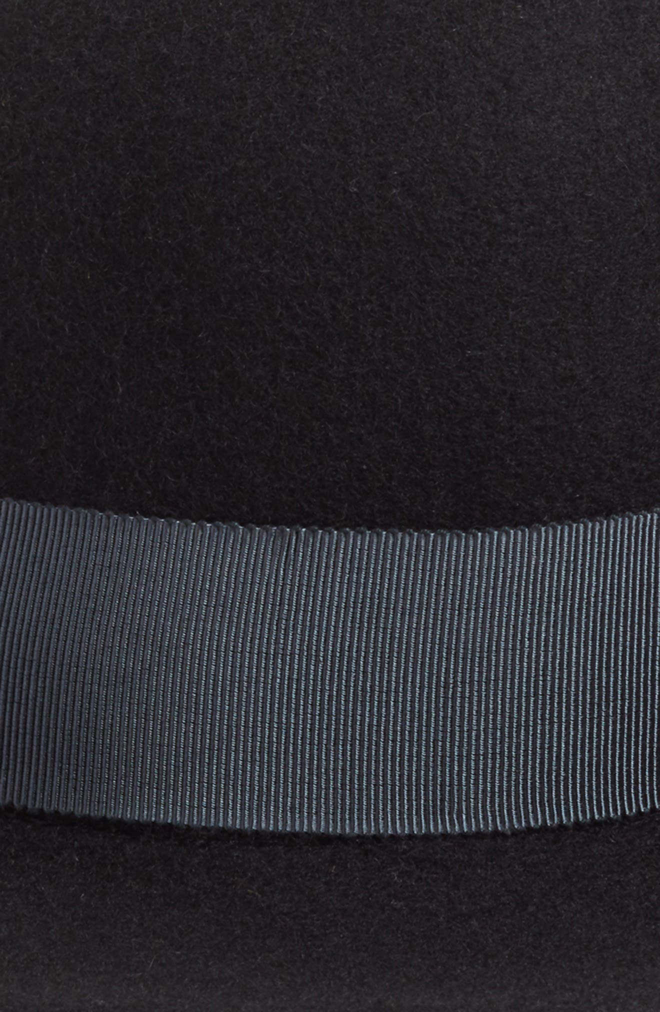 Wool Felt Round Hat,                             Alternate thumbnail 2, color,                             008