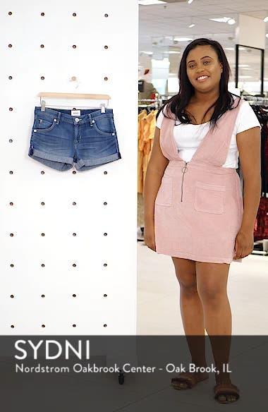 Cuff Denim Shorts, sales video thumbnail