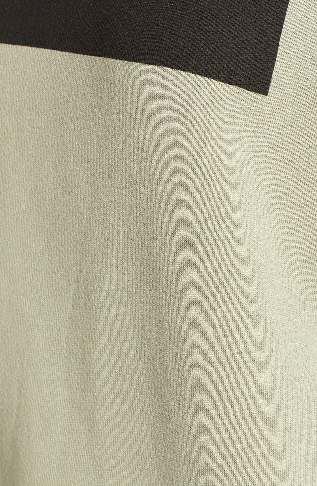 Army of Lovers Side Zip Sweatshirt,                             Alternate thumbnail 7, color,                             301