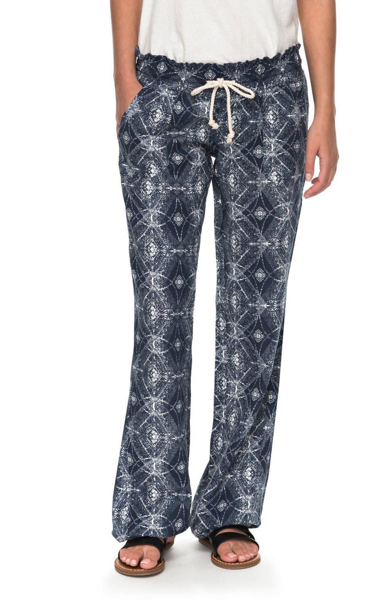 Oceanside Drawstring Pants,                         Main,                         color, 401