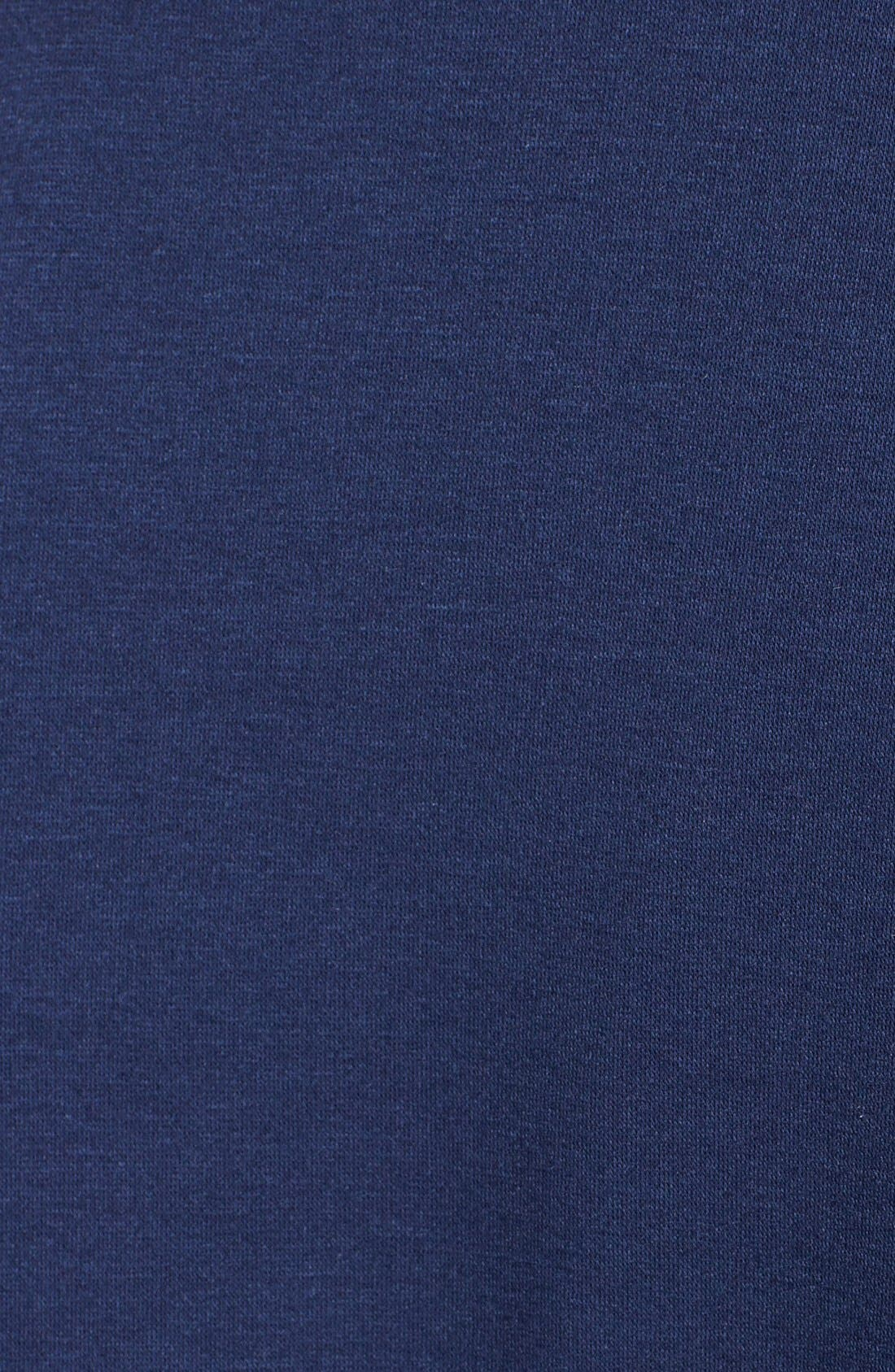 One-Button Fleece Cardigan,                             Alternate thumbnail 118, color,