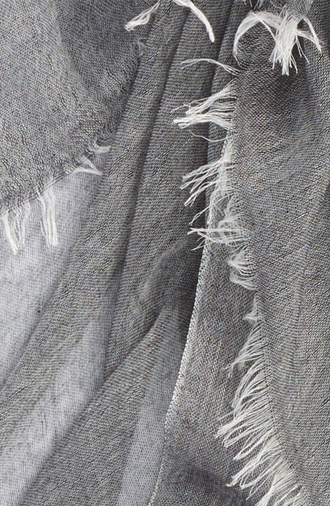 Modal Silk Blend Scarf,                             Alternate thumbnail 80, color,