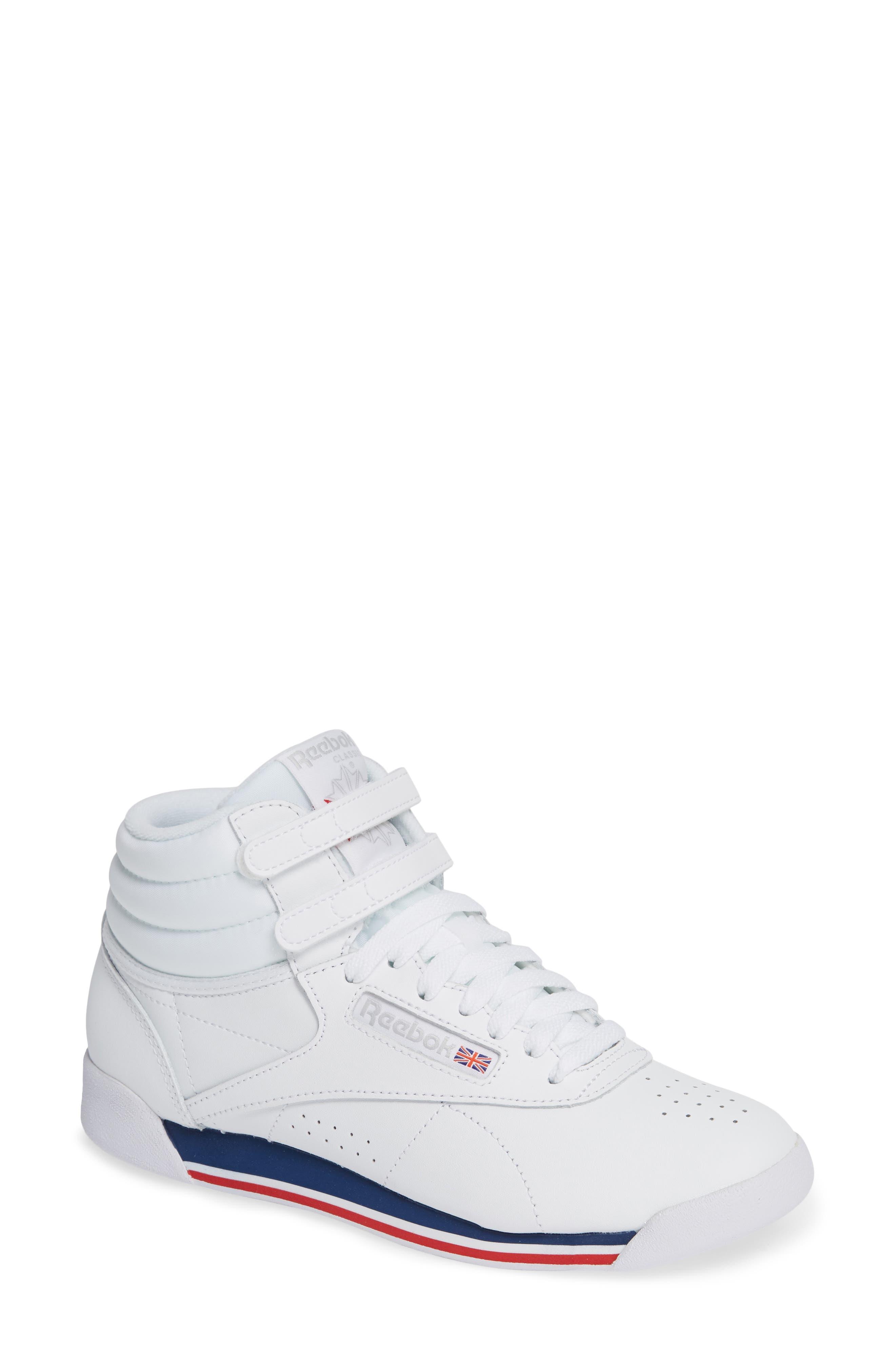 Freestyle Hi Sneaker,                         Main,                         color, 101