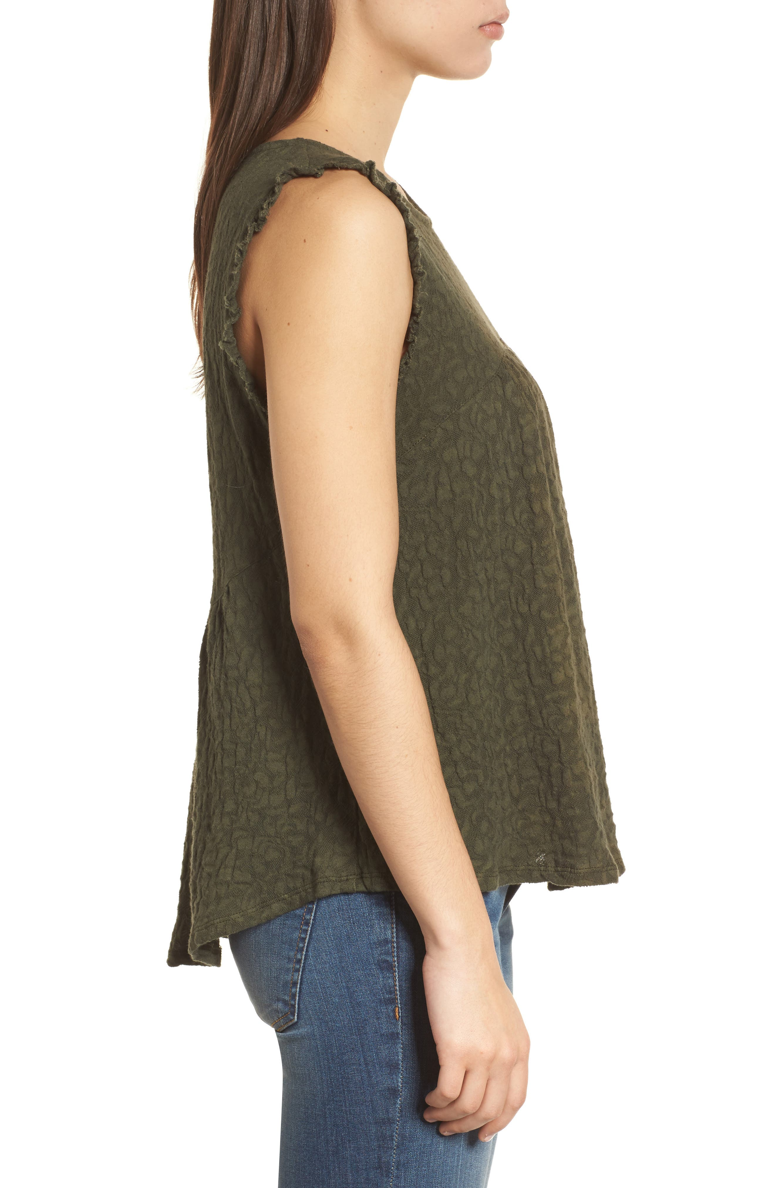 Jacquard Tank,                             Alternate thumbnail 3, color,                             305