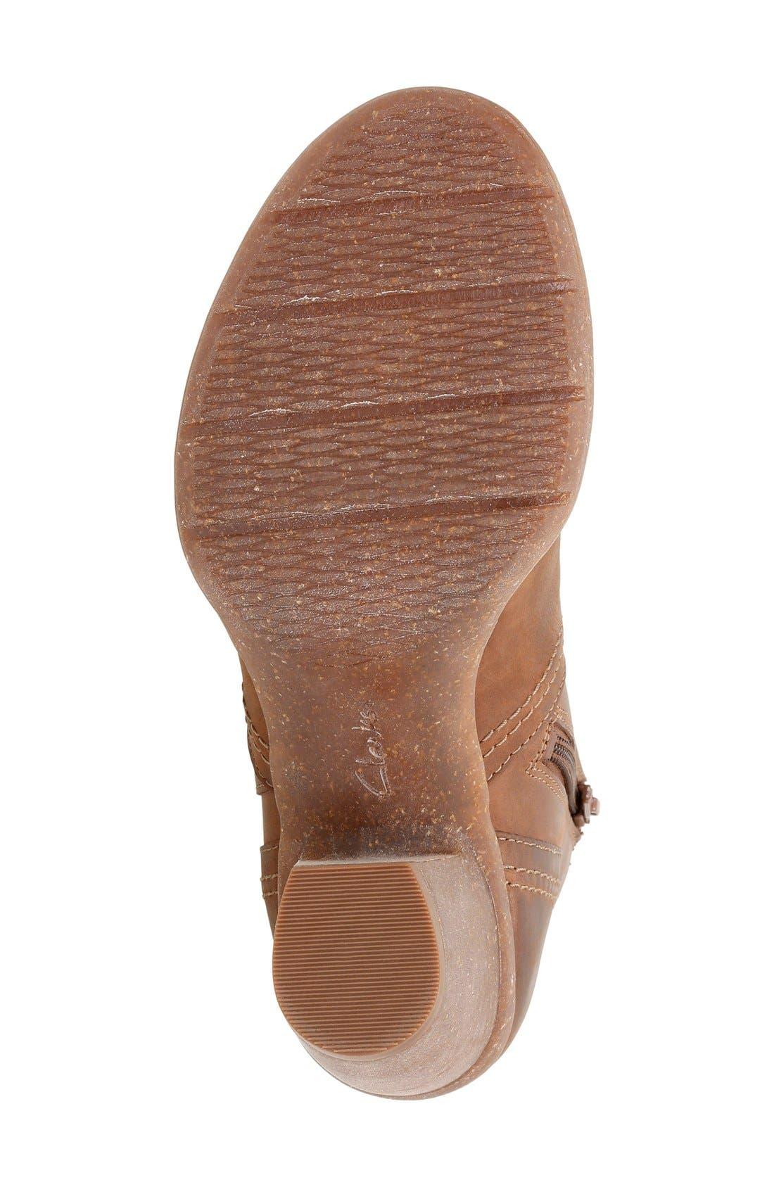 'Carleta Paris' Ankle Boot,                             Alternate thumbnail 8, color,