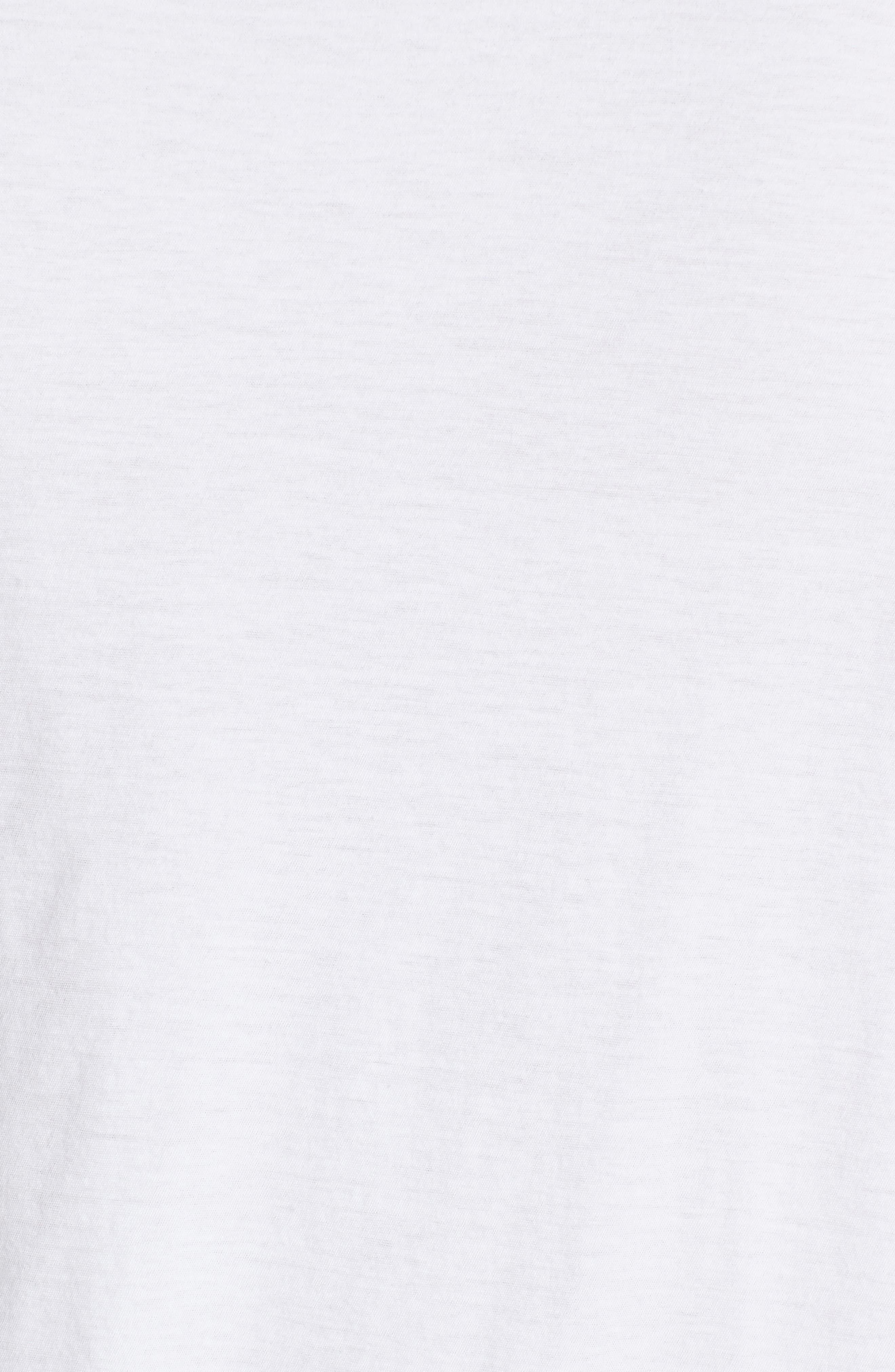 Double Layer T-Shirt,                             Alternate thumbnail 5, color,                             137