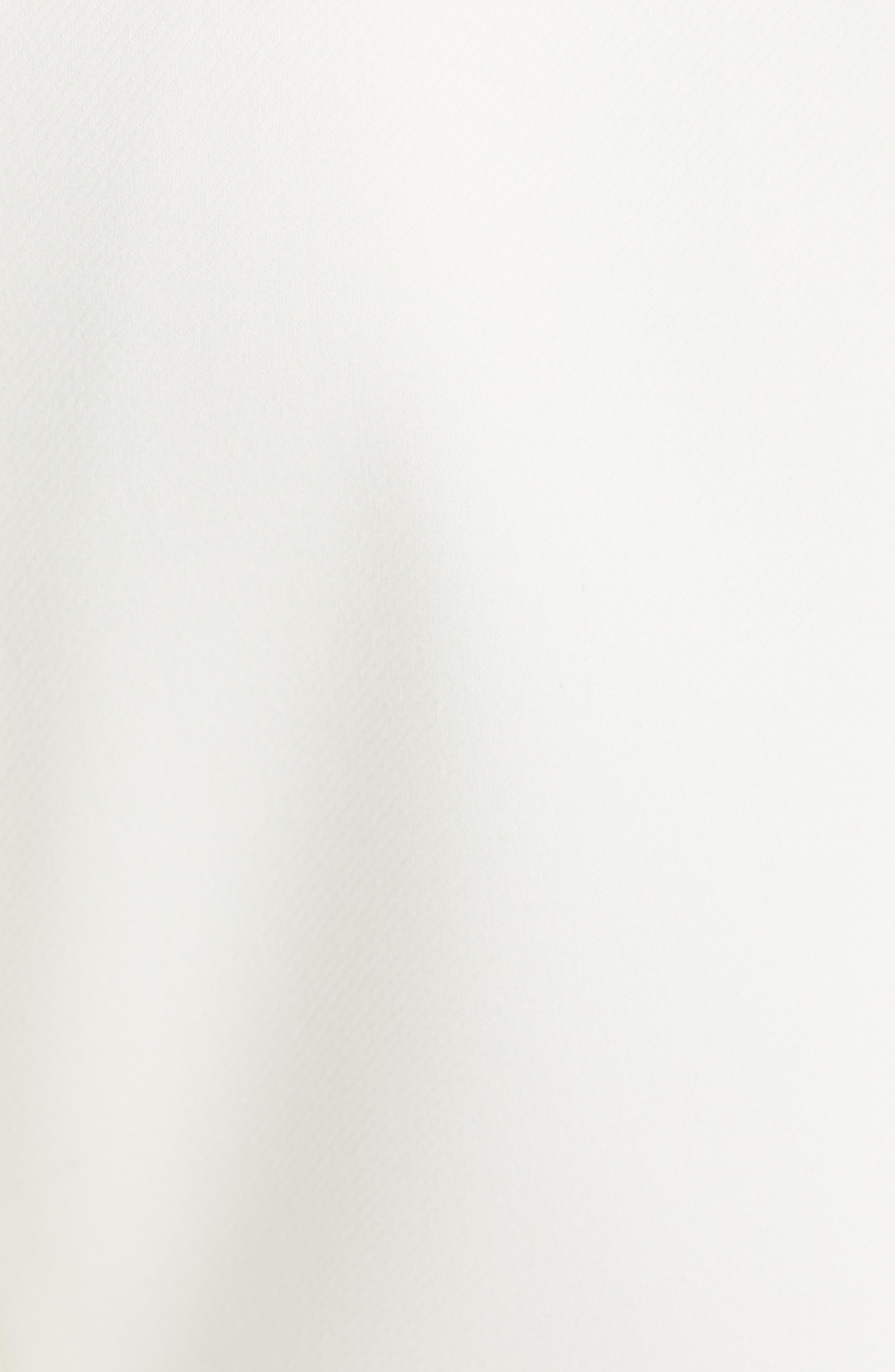 REISS,                             Aleida White Blazer,                             Alternate thumbnail 7, color,                             WHITE