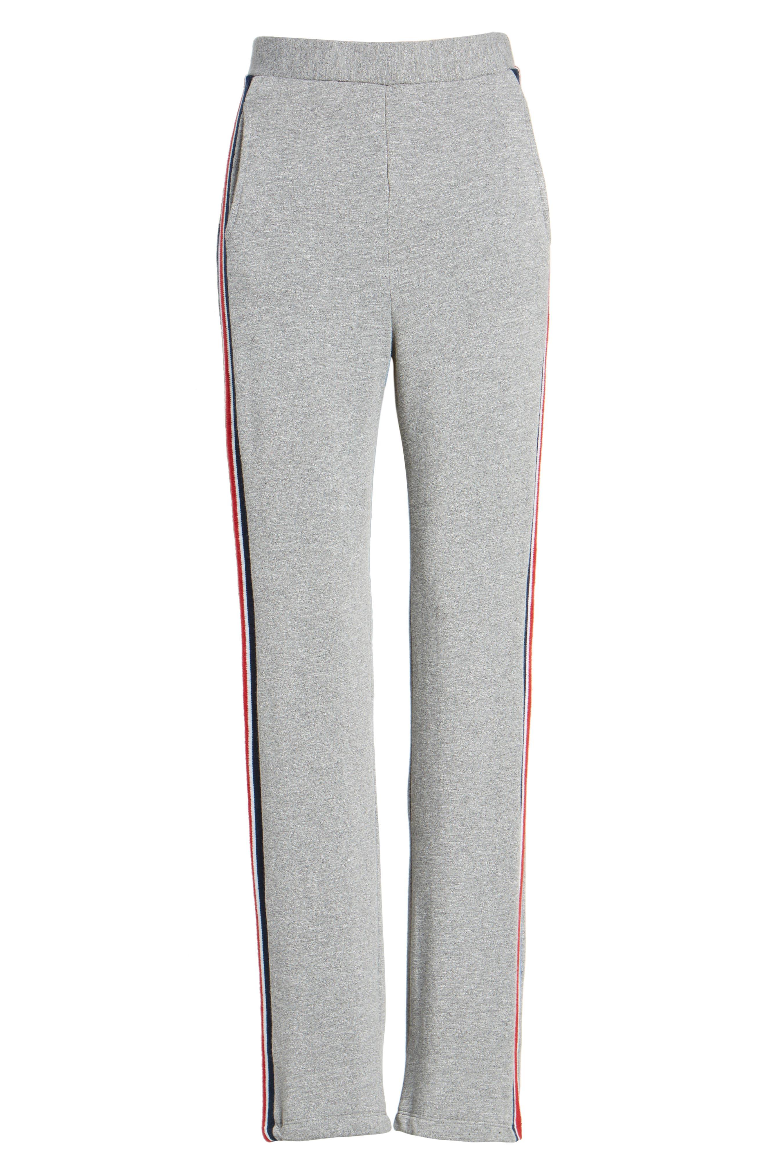 Fleece Sweatpants,                             Alternate thumbnail 6, color,                             030