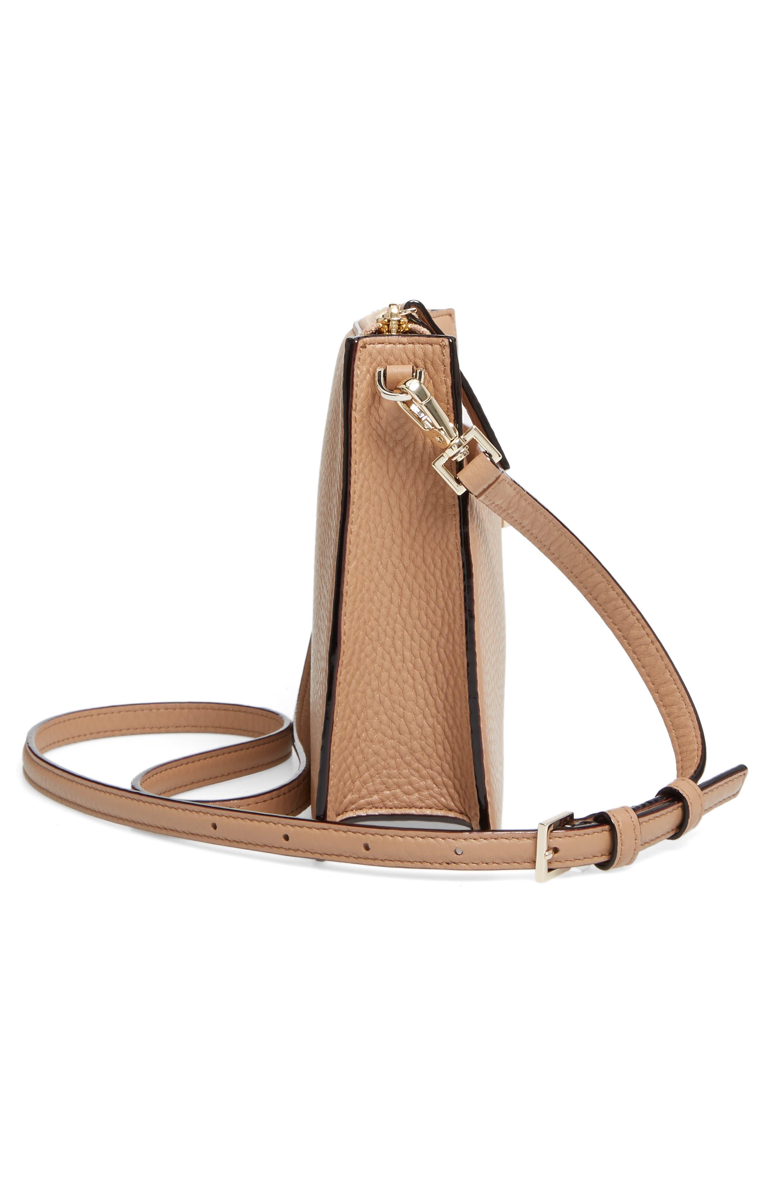steward street clarise leather shoulder bag,                             Alternate thumbnail 14, color,