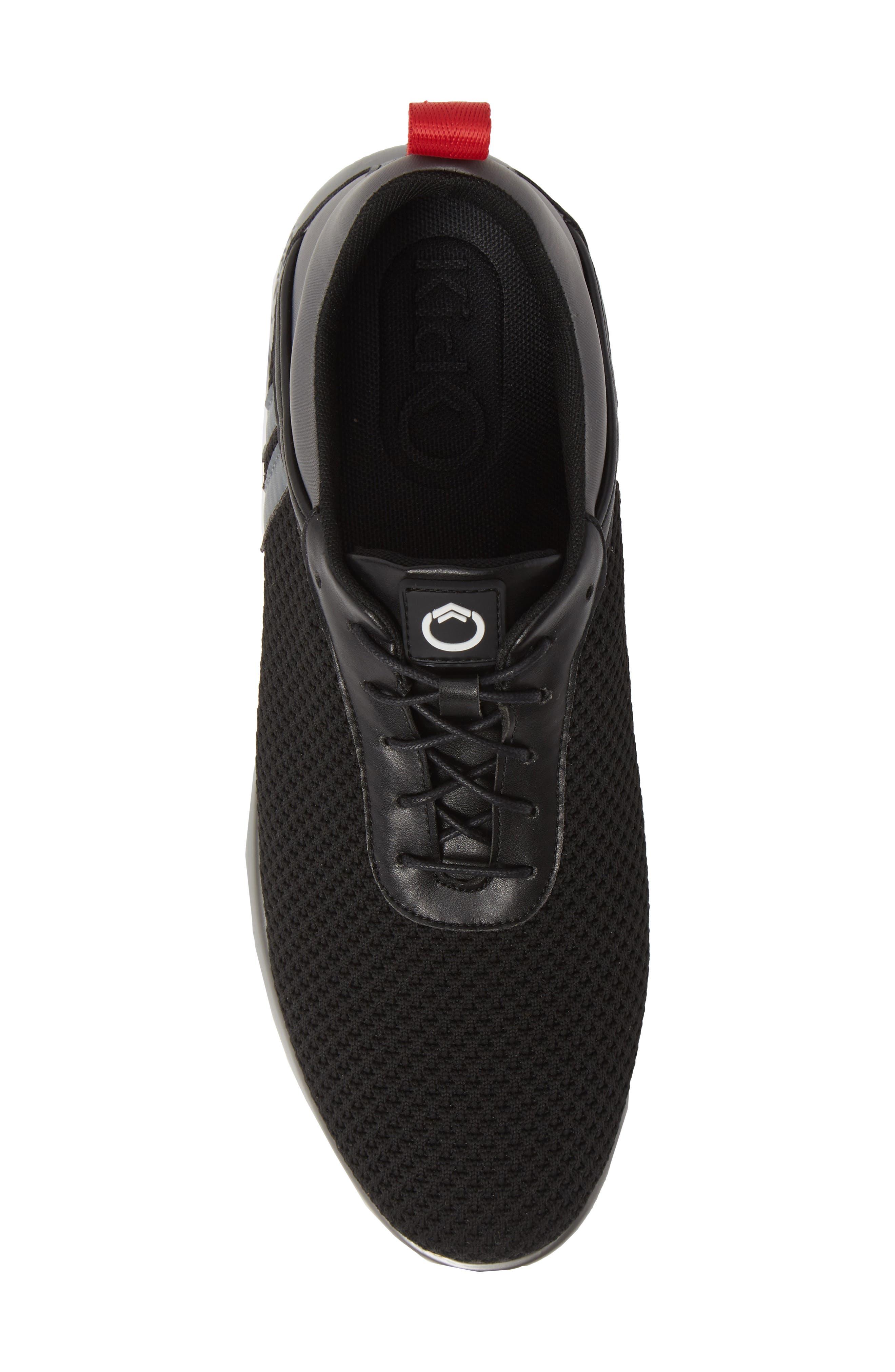 Mesh Sneaker,                             Alternate thumbnail 5, color,                             001